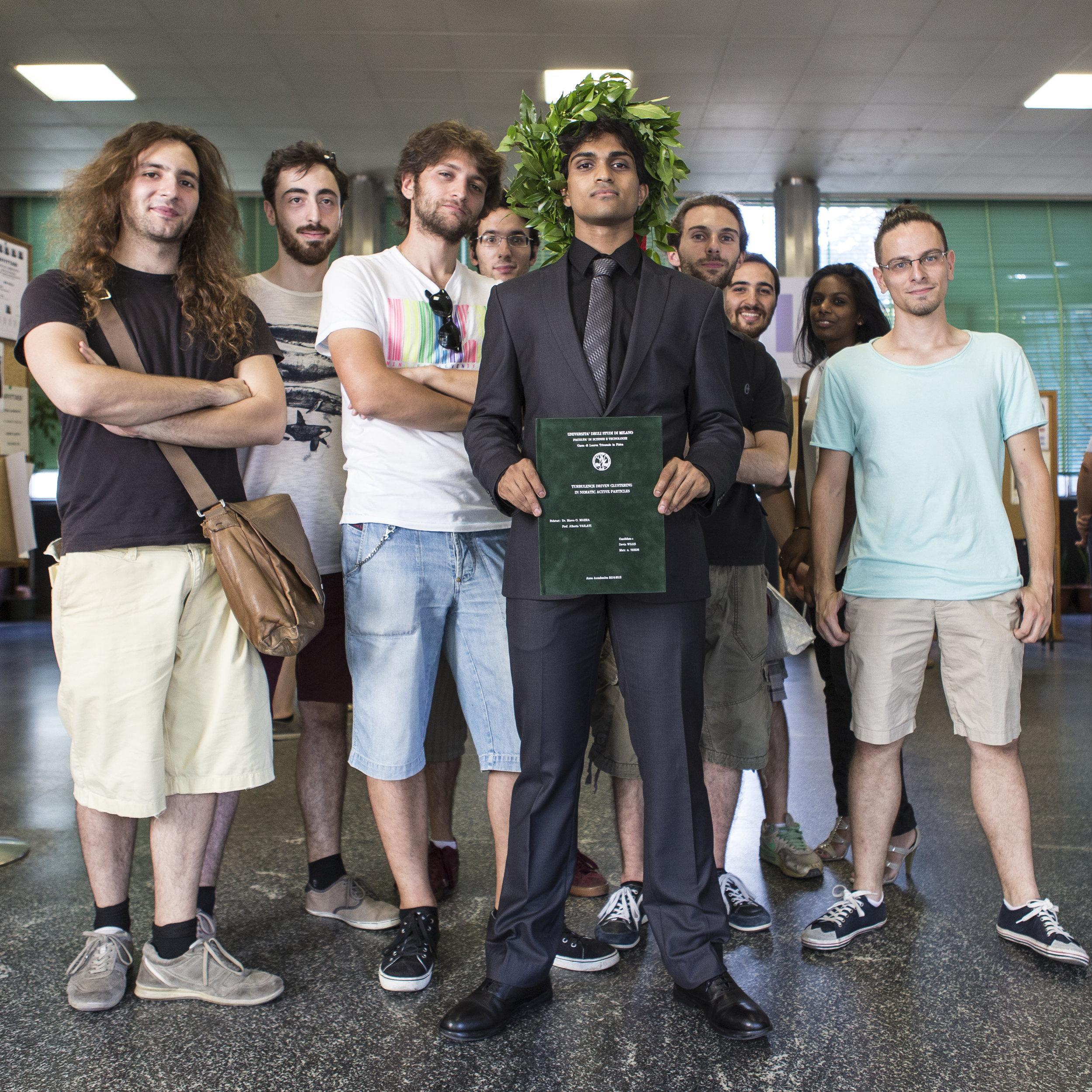 fotografo laurea foto cerimonia fotografia milano