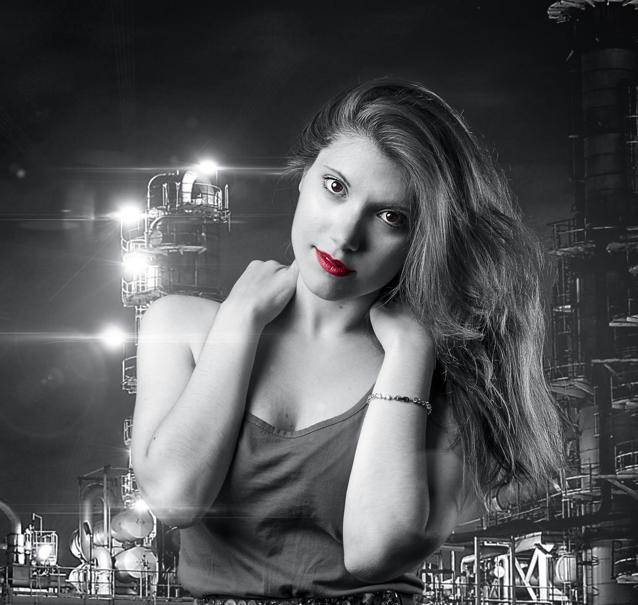 graphic novel fotografia grafica ritratto milano