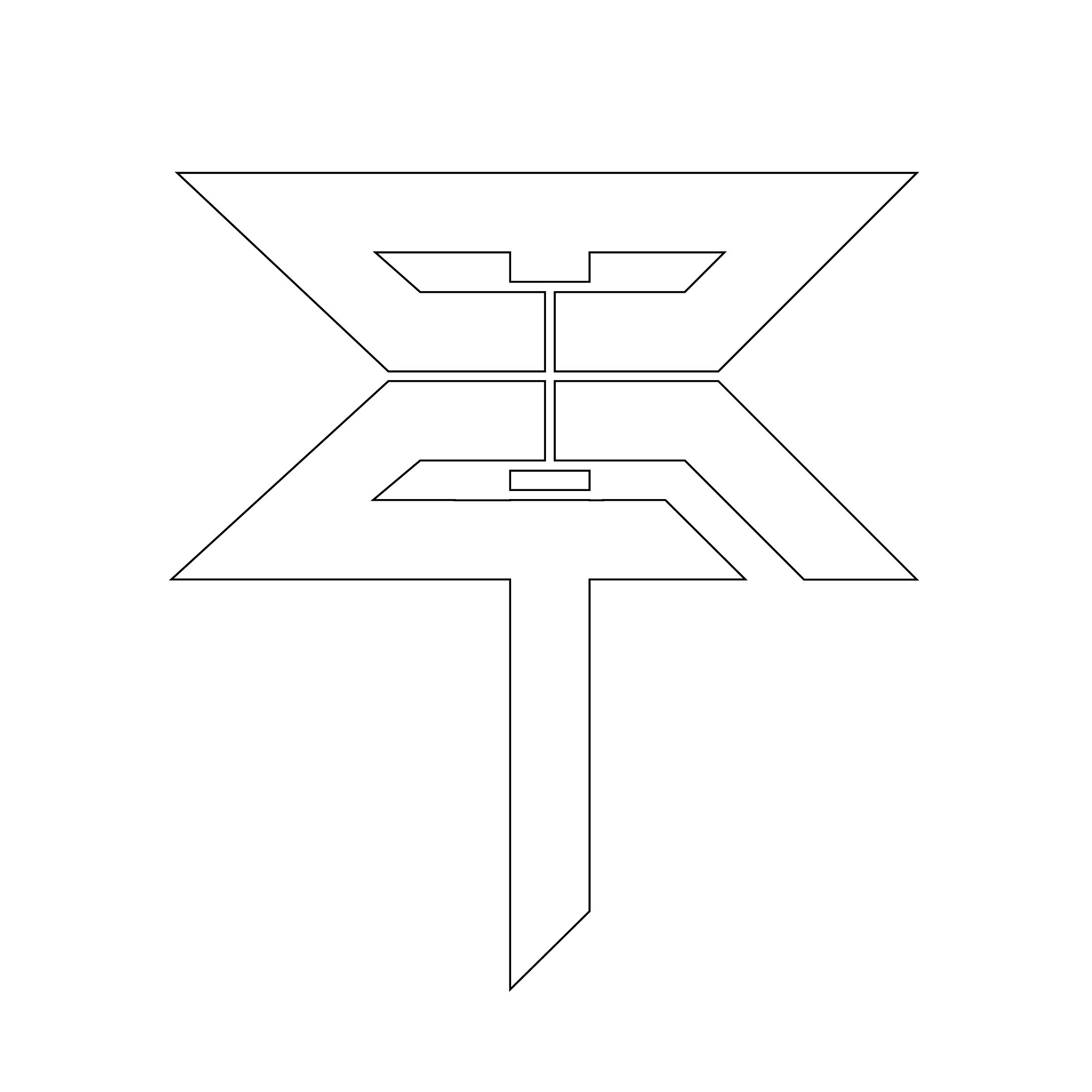 design logo band metal stemma