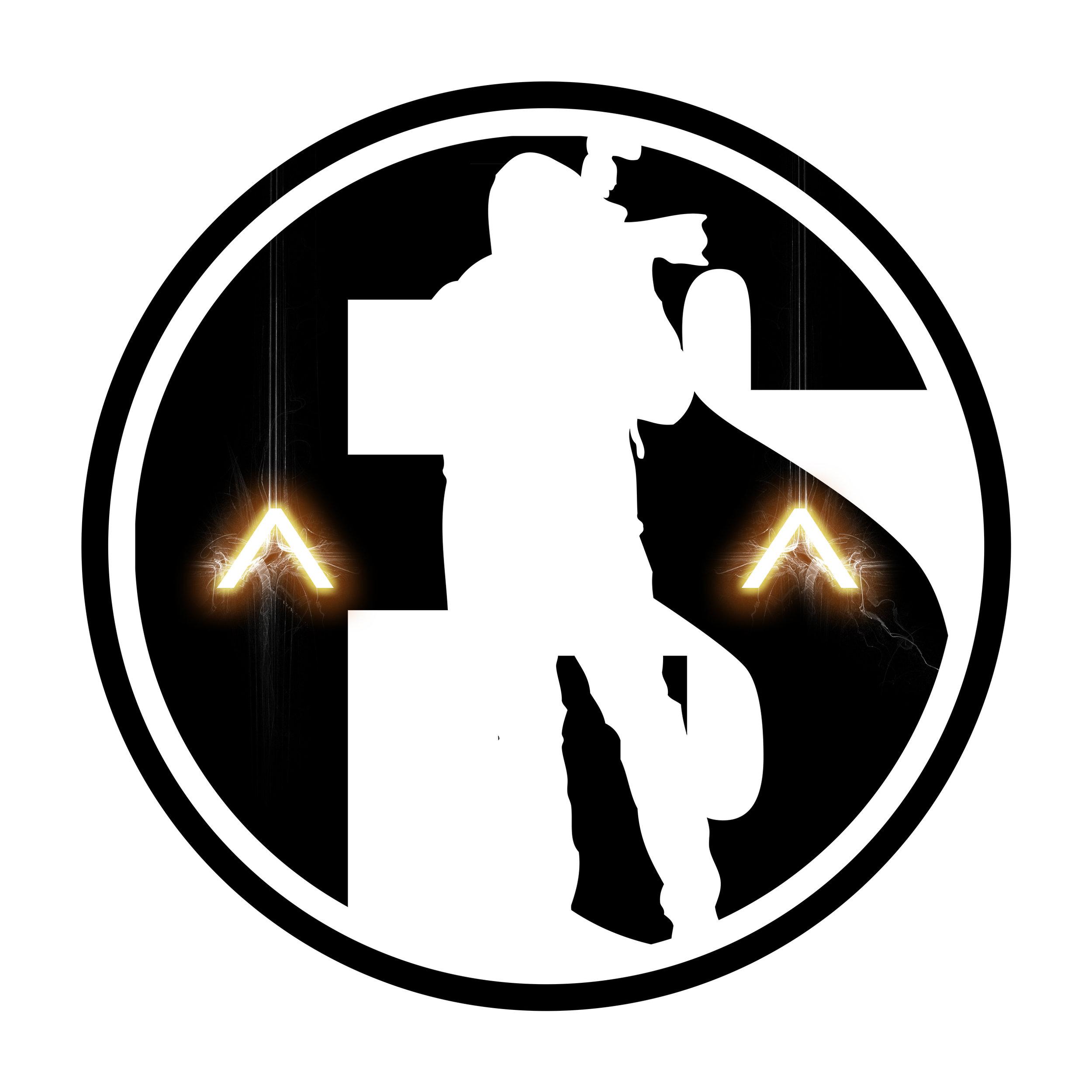 elementi design logo tinta piatta marchio