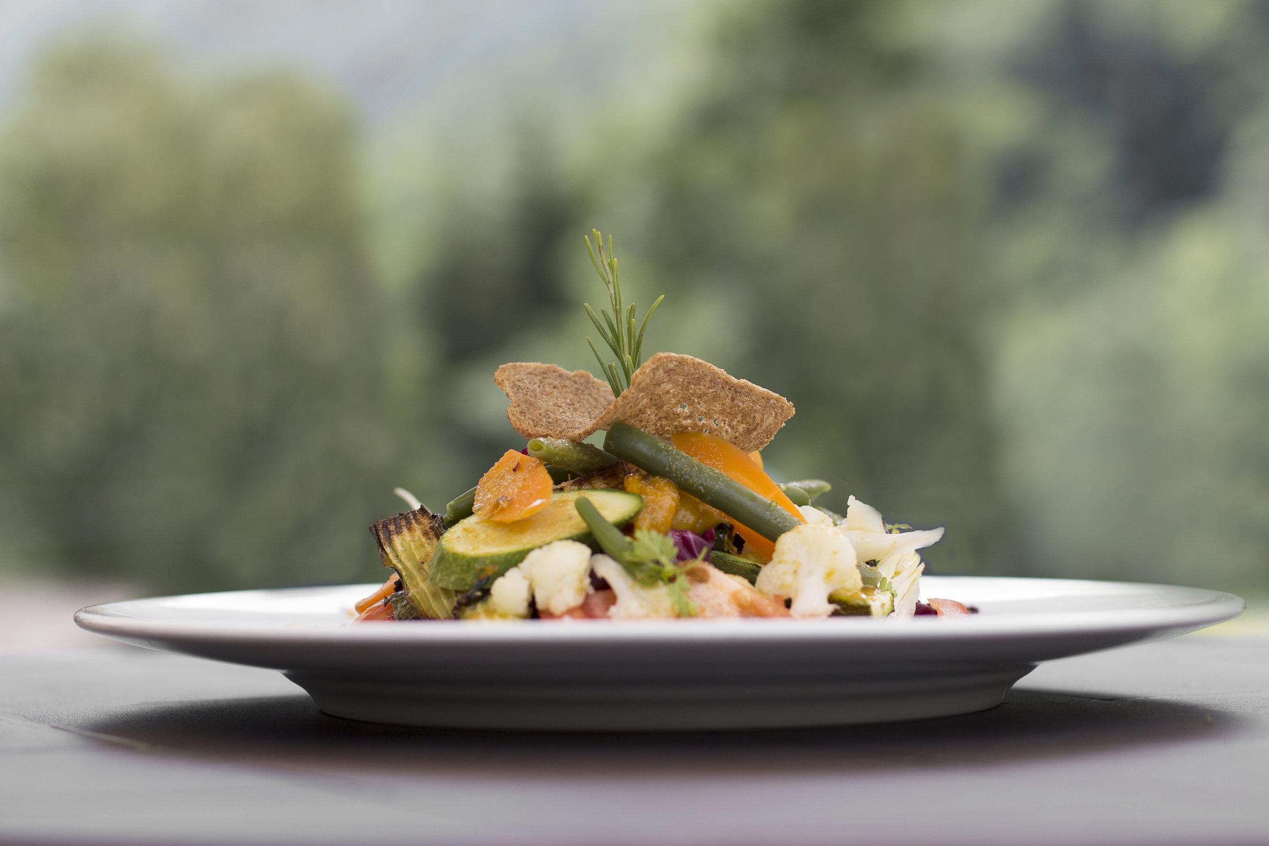 Fotografia piatti chef