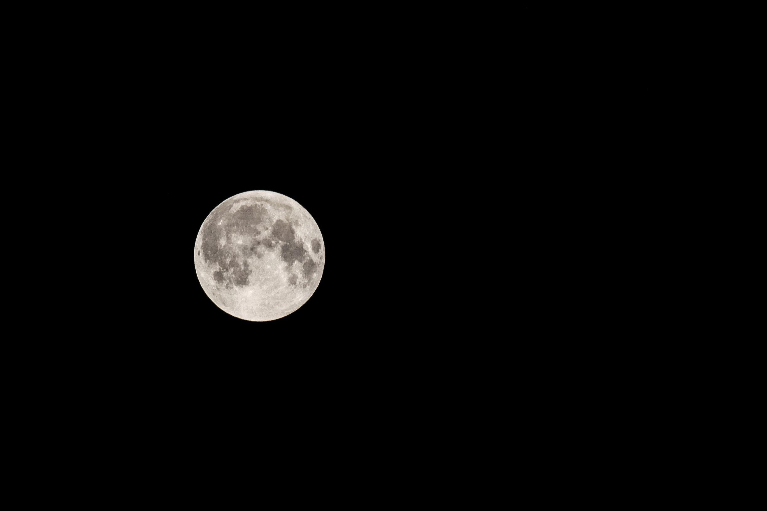 foto luna eclissi lunare 2018 astrofotografia