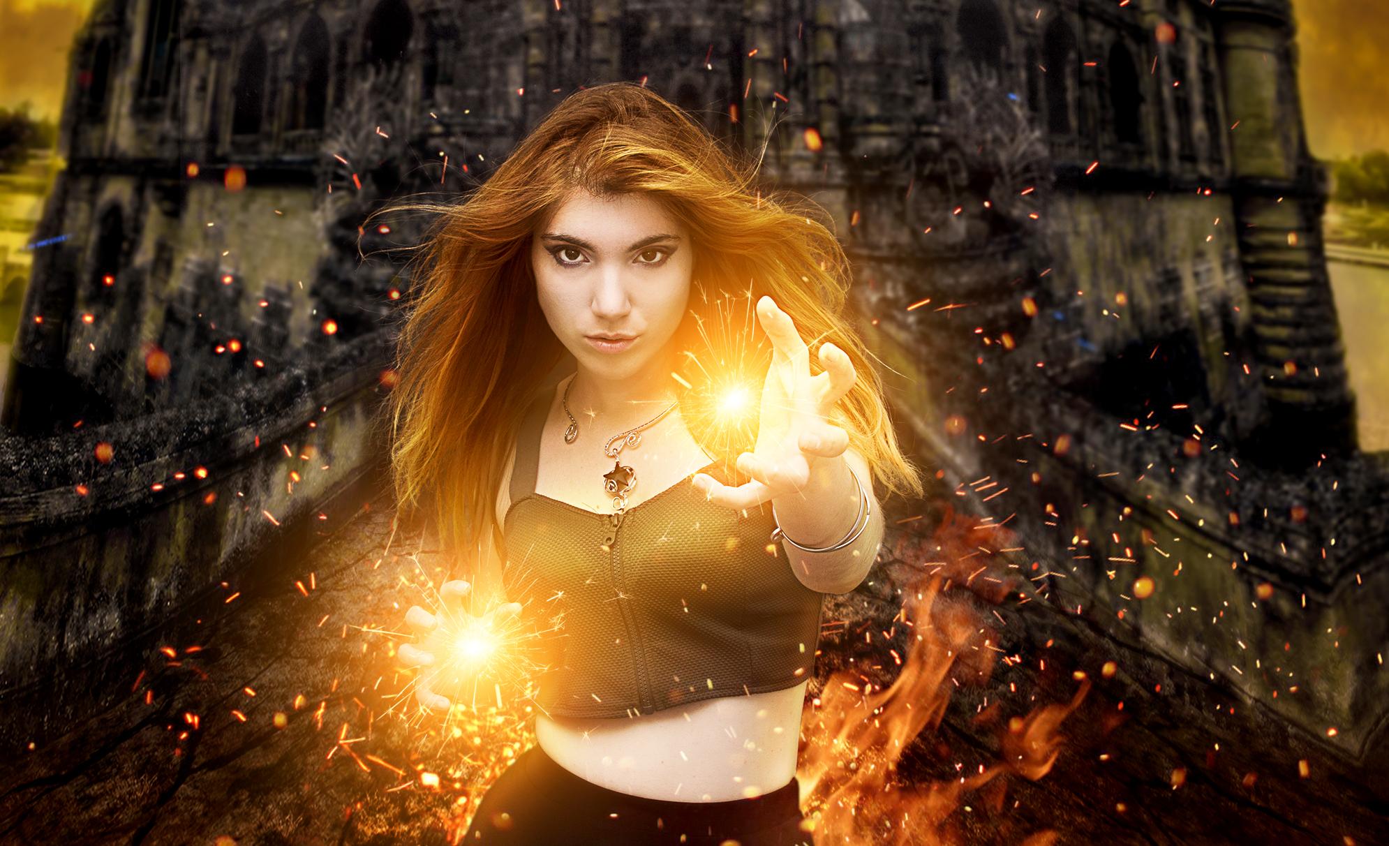 fotografo book cosplay grafica ritratto fantasy epic