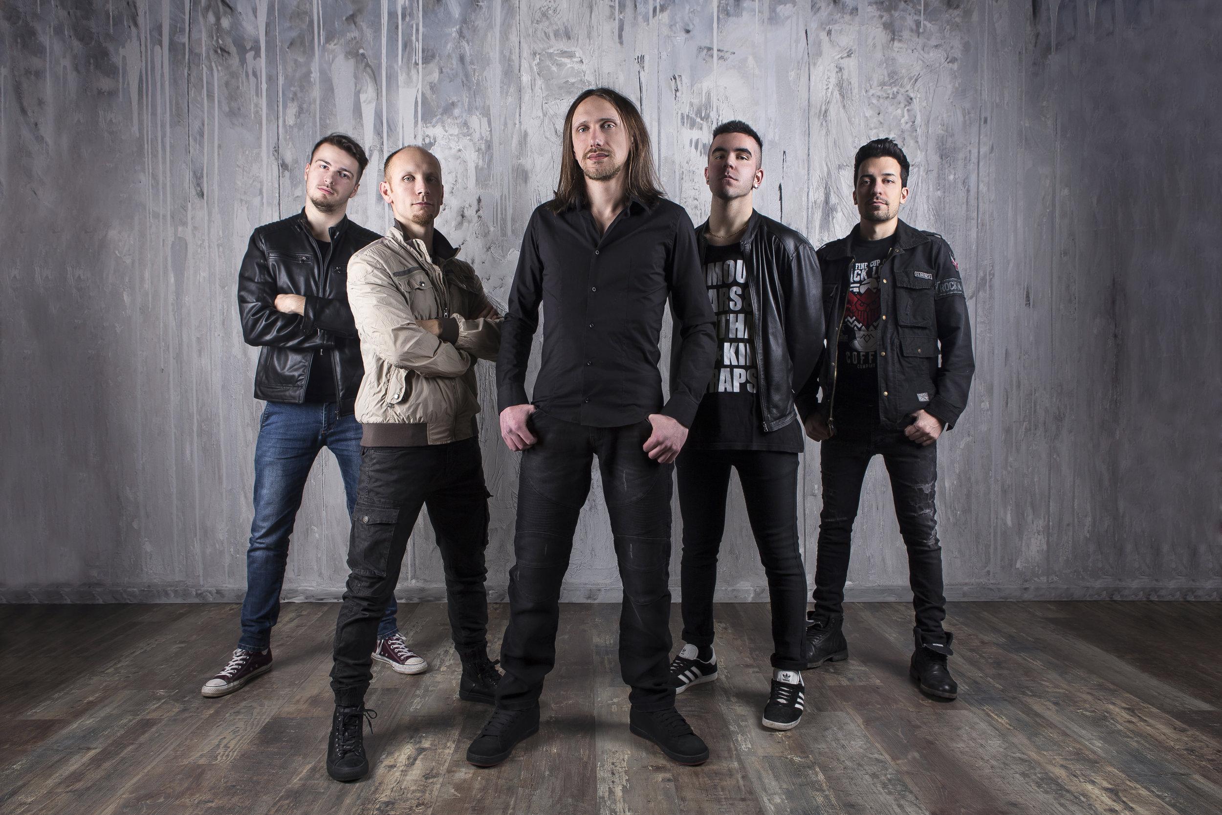 foto band metal milano fotografo musica