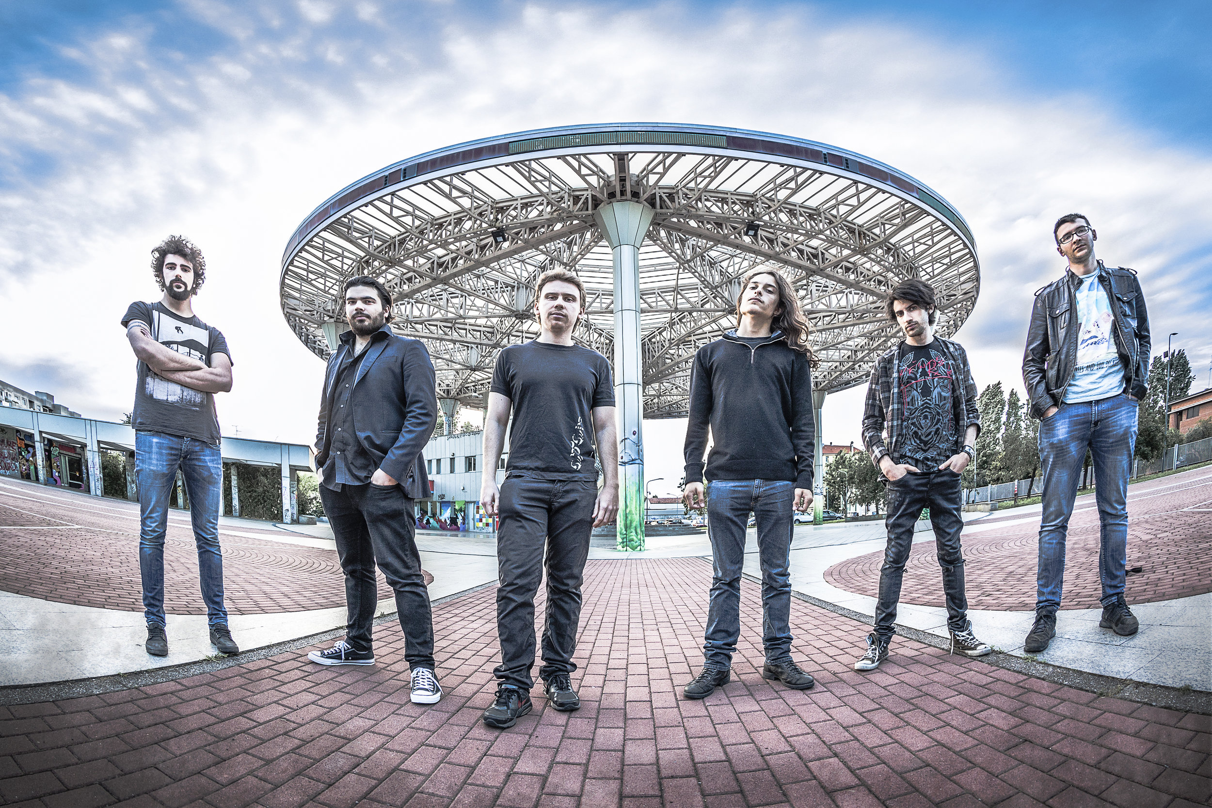 foto band metal milano servizi fotografici