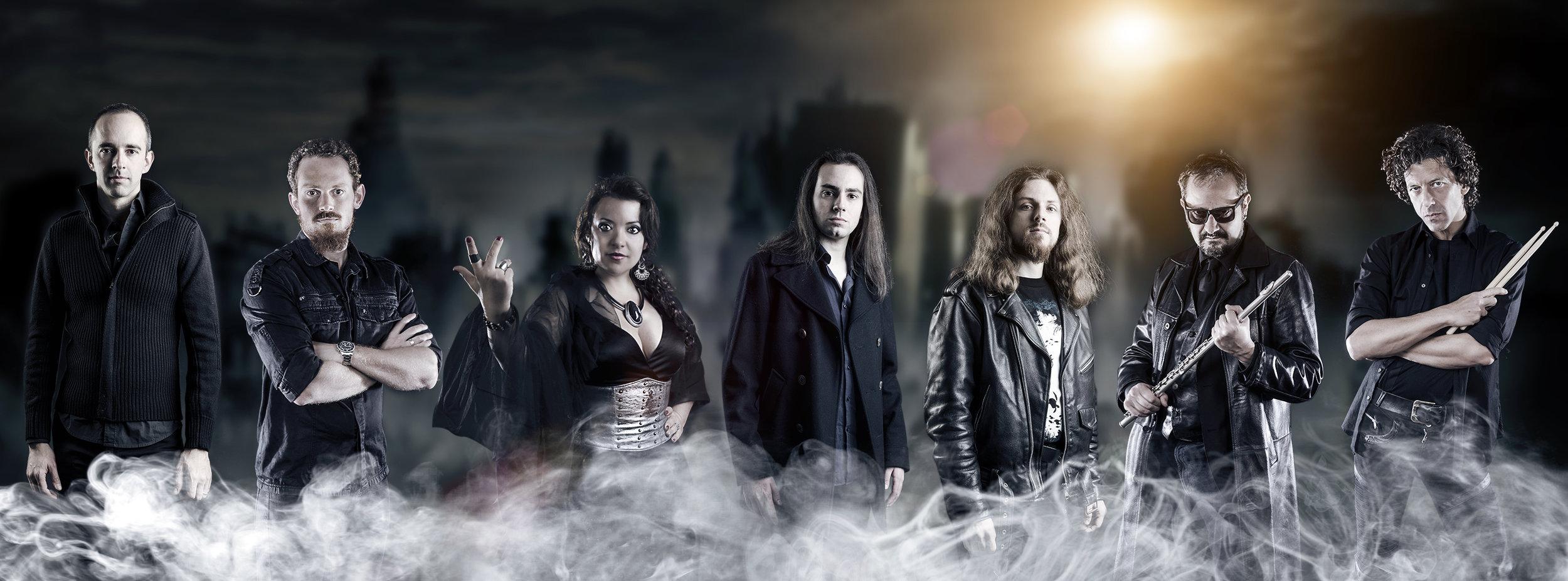 cover facebook foto band metal milano
