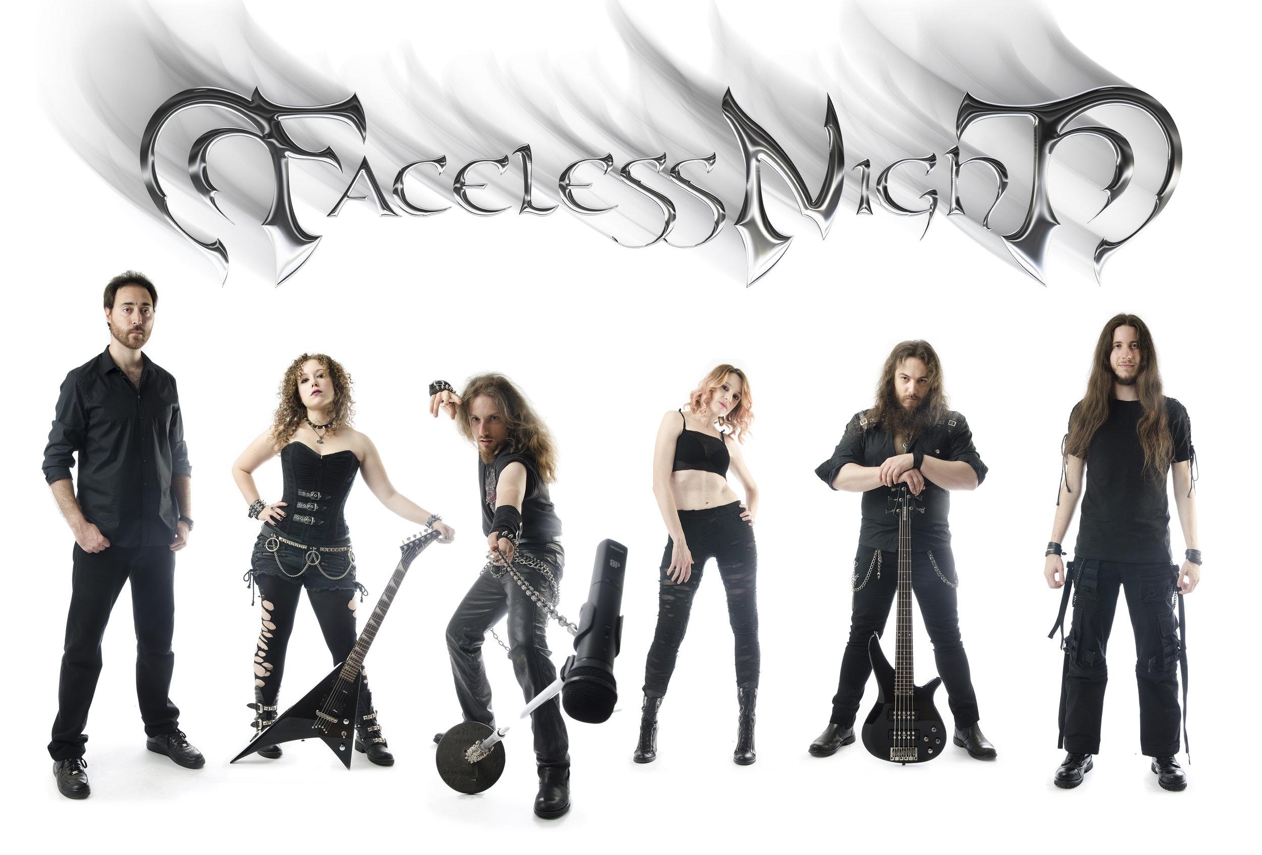 foto band metal milano sala posa