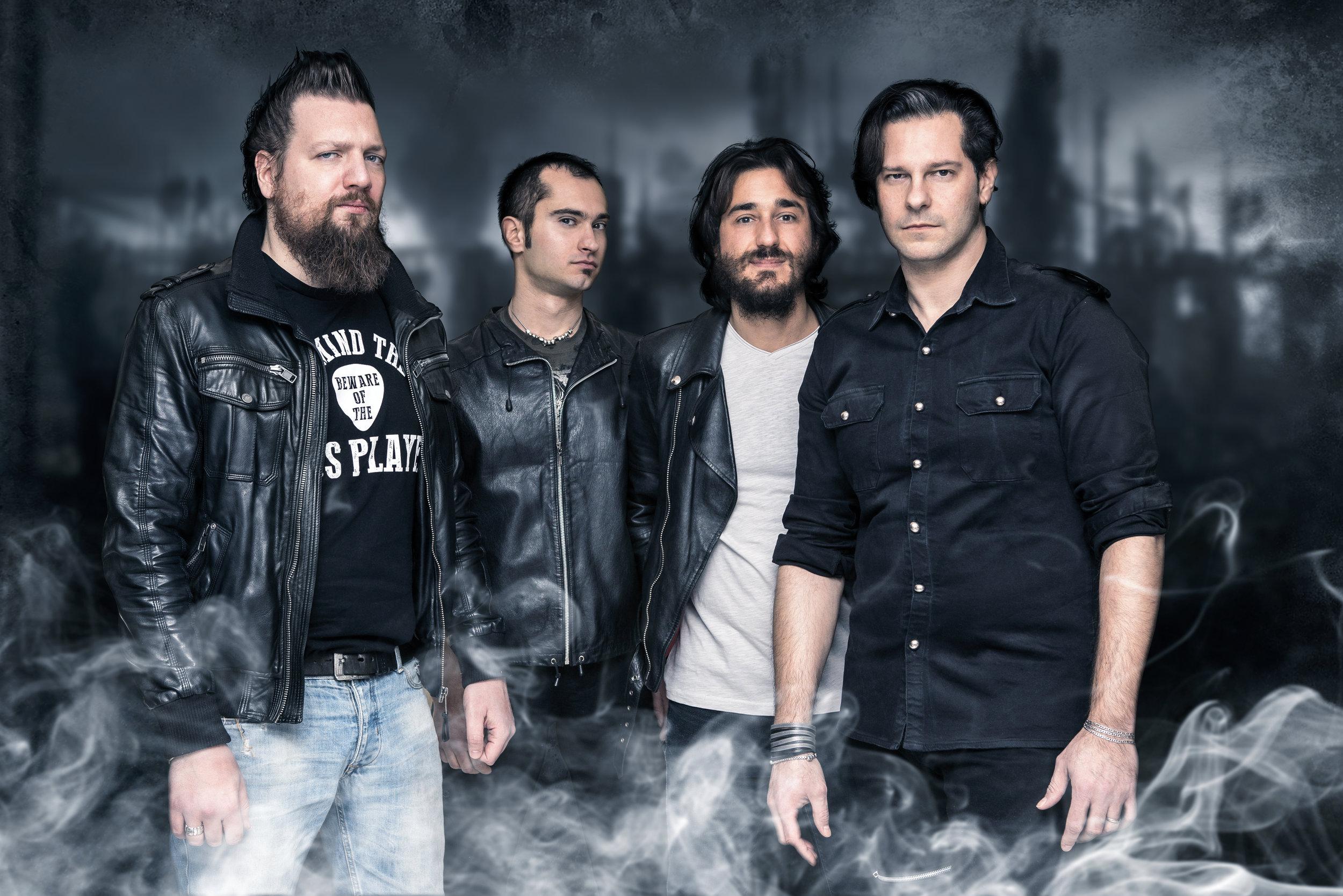 foto band metal milano