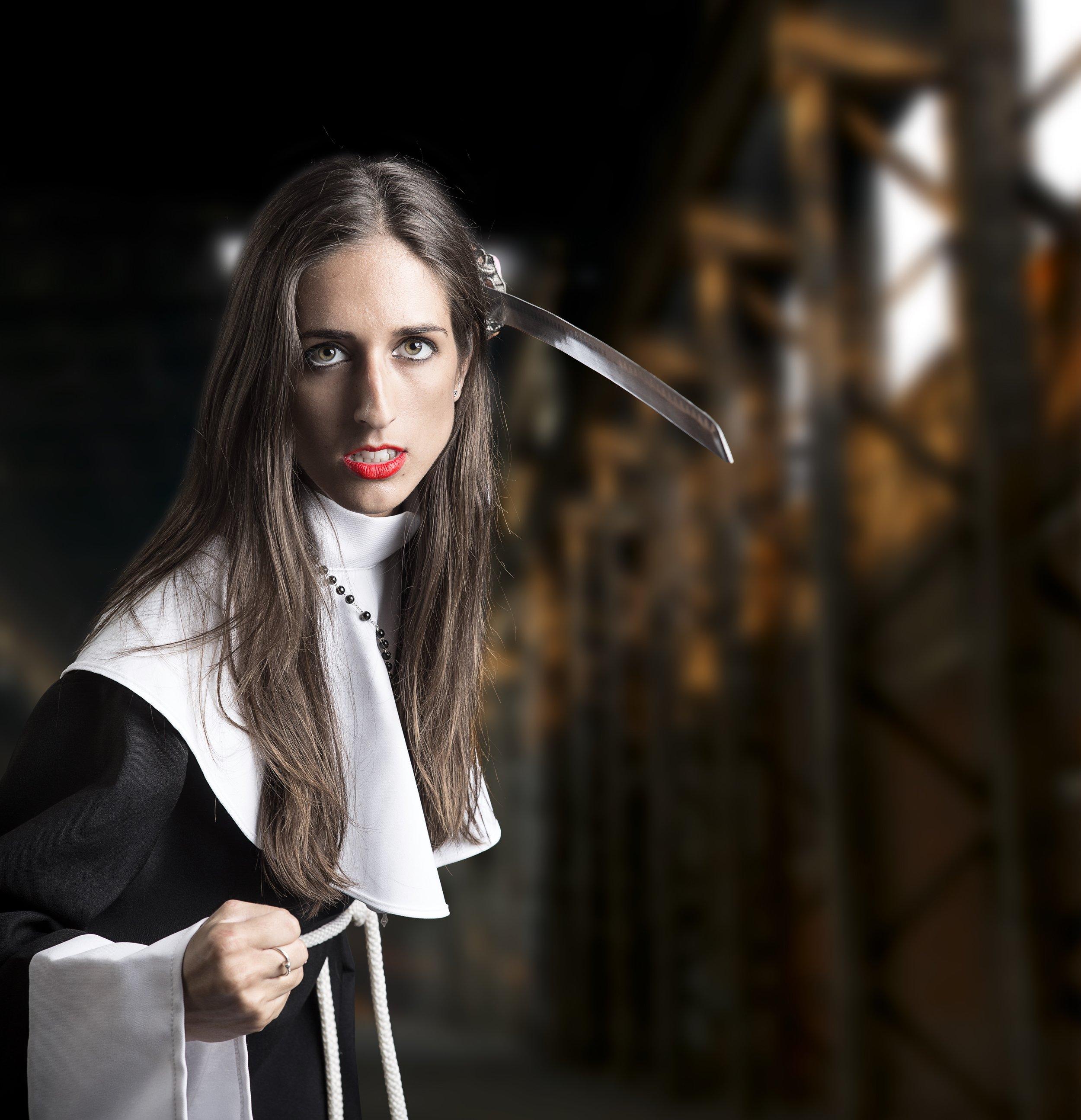 set fotografico cosplay fantasy fotografo milano