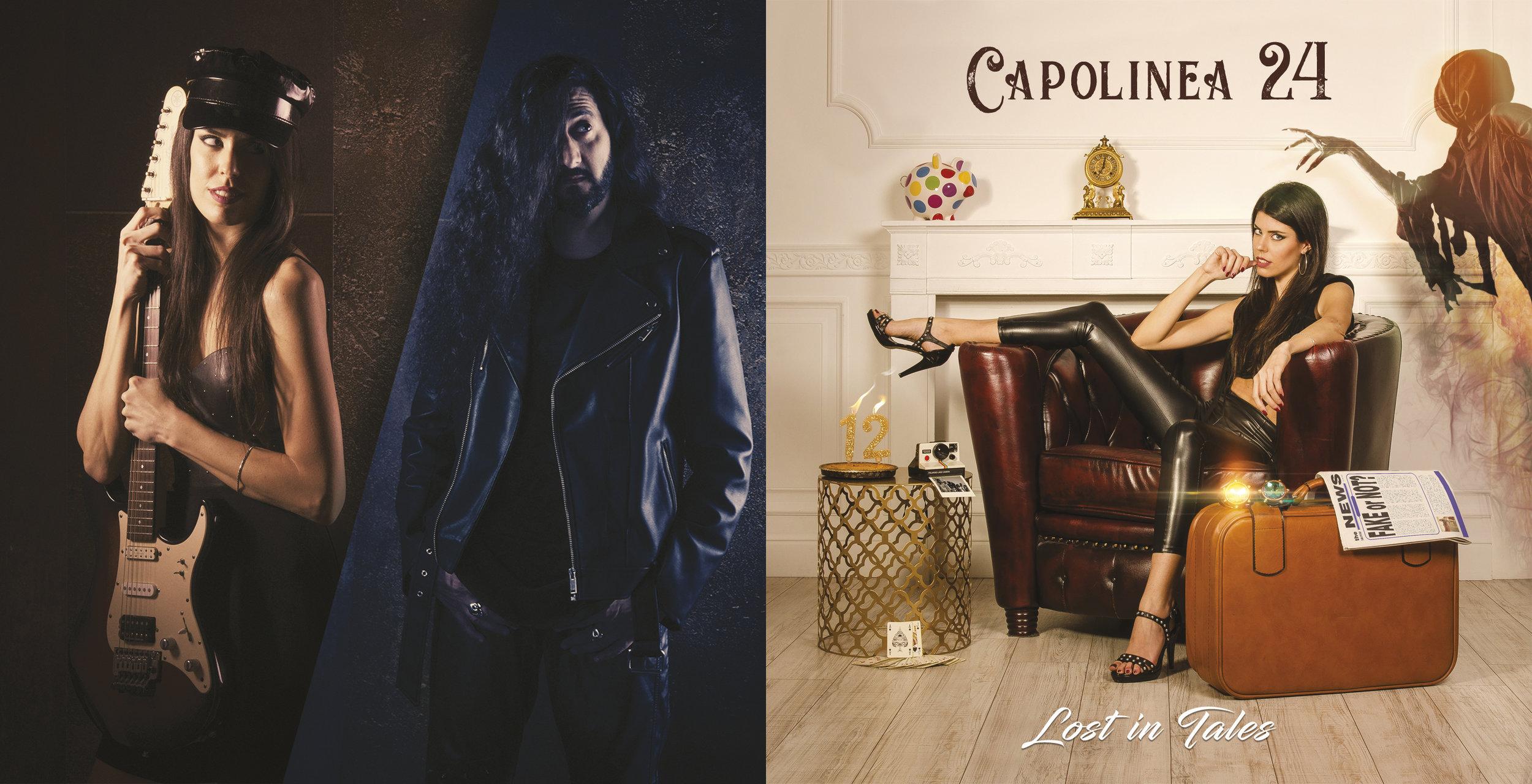 foto per il cd dei Capolinea 24, Lost In Tales