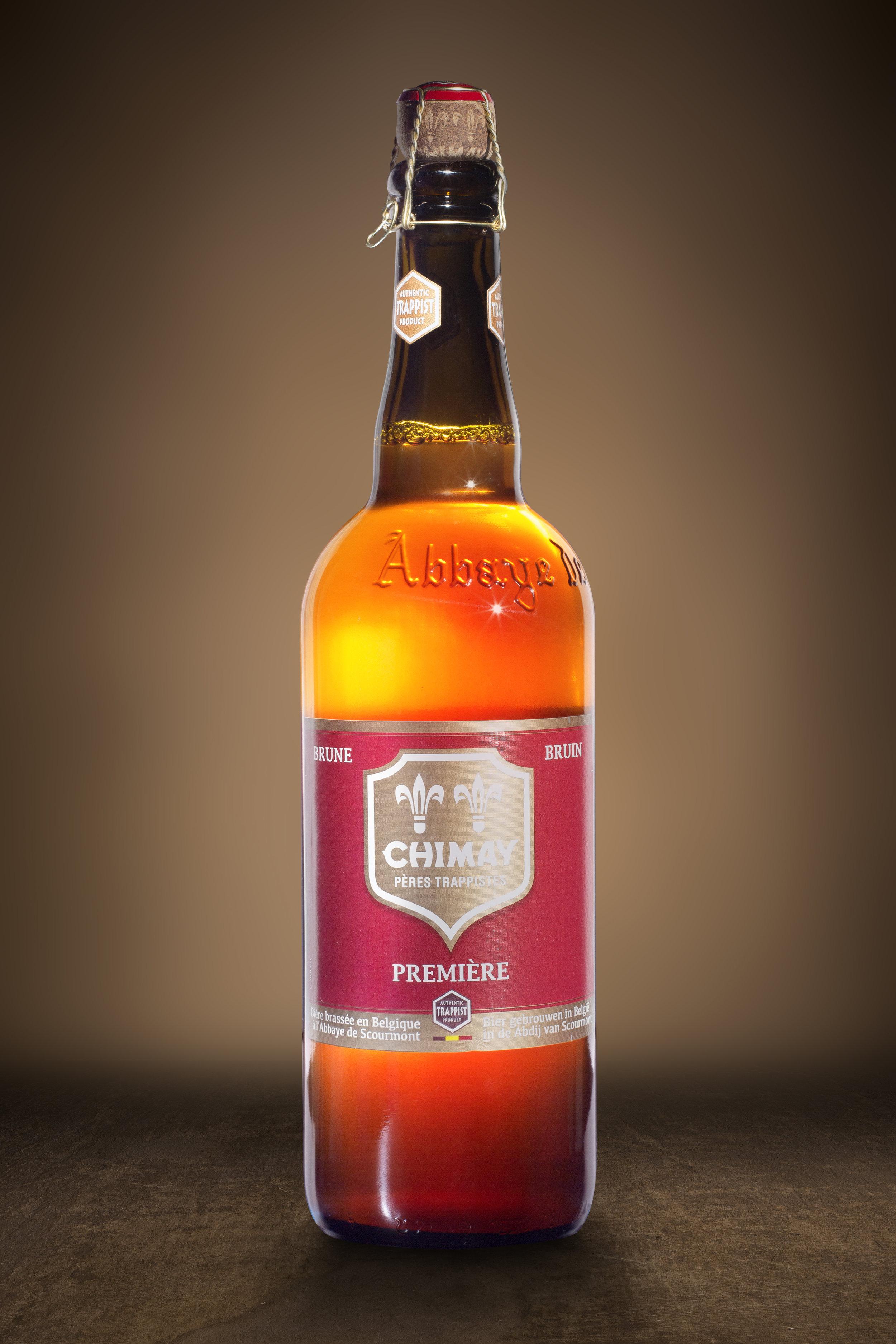 foto prodotto con bottiglia di birra