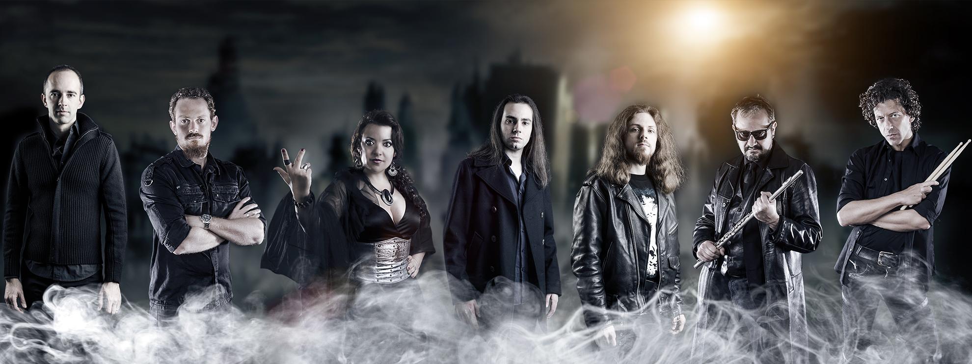 foto per la band metal di milano choirs of veritas
