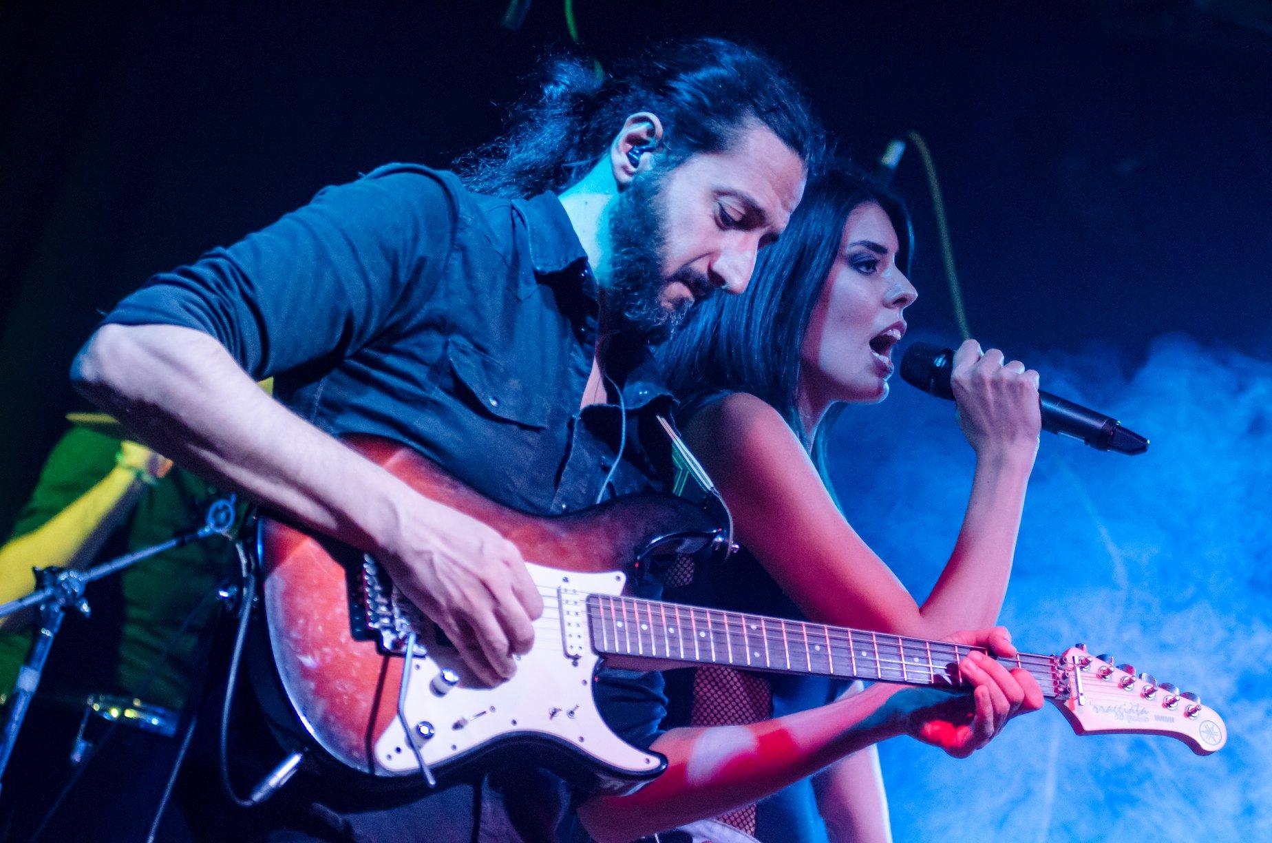 Foto di concerto per Capolinea 24