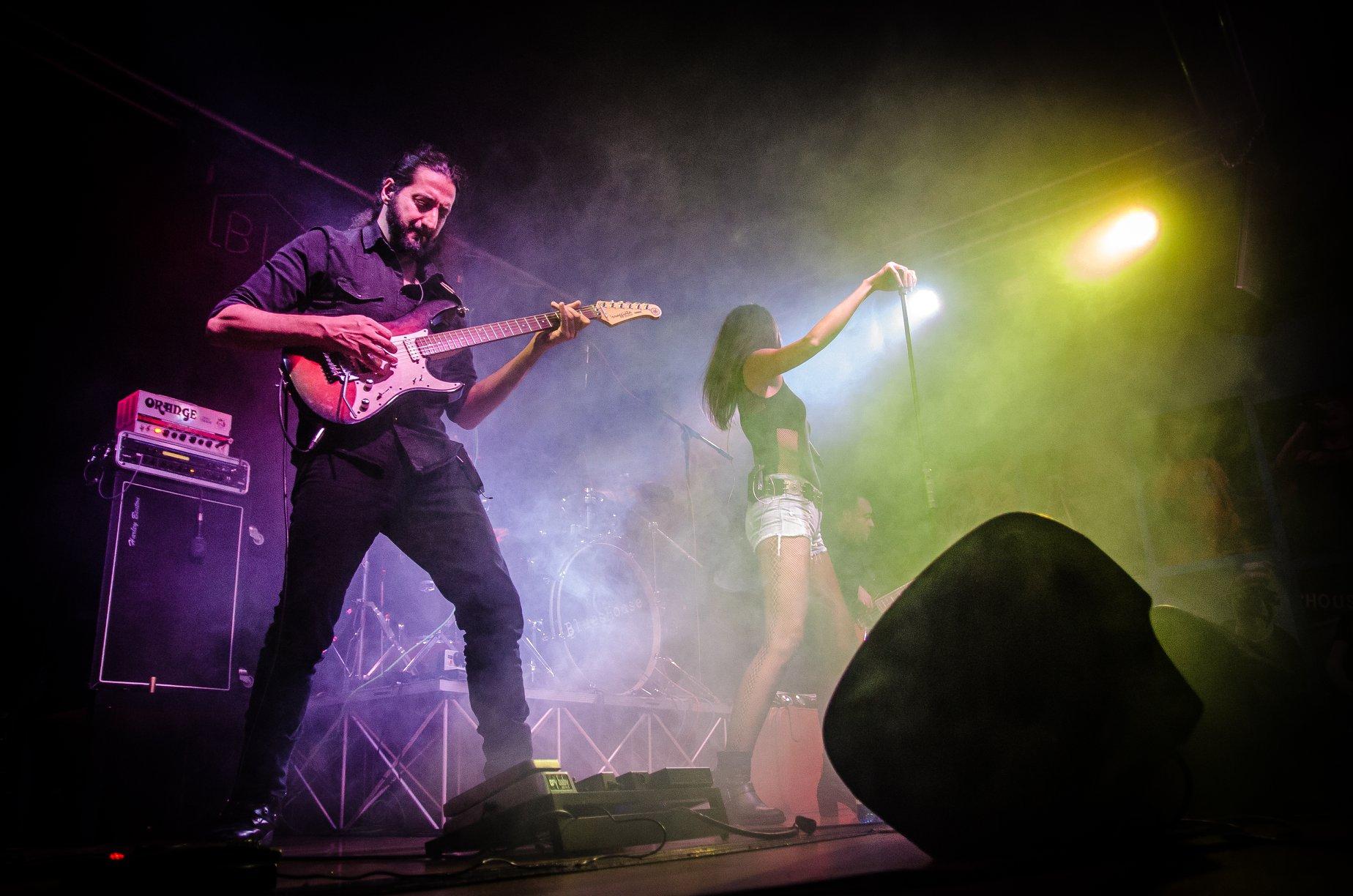 Foto di concerto 2018