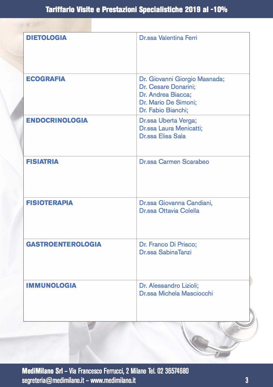 Brochure ospedale