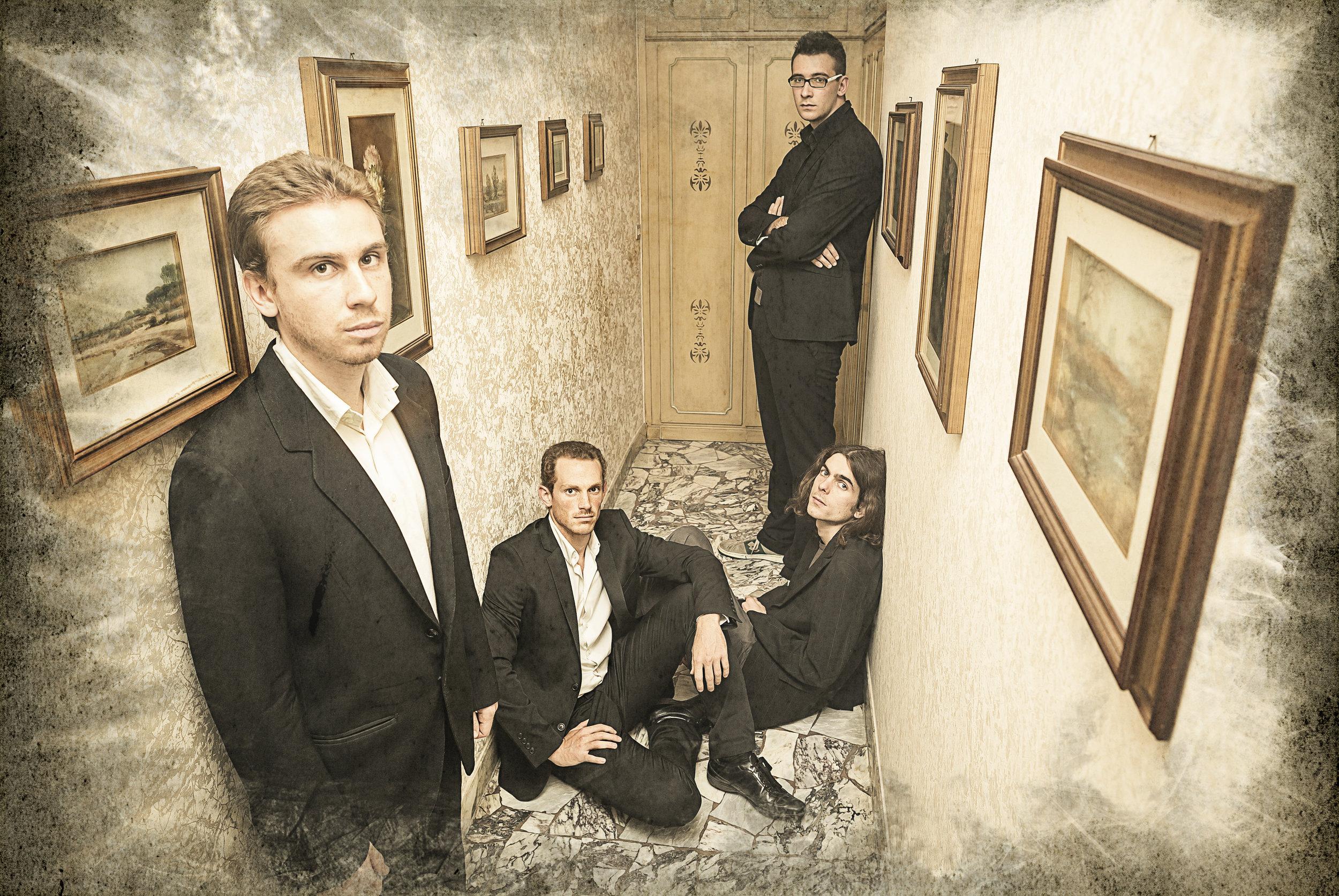 Copy of Servizio fotografico per band