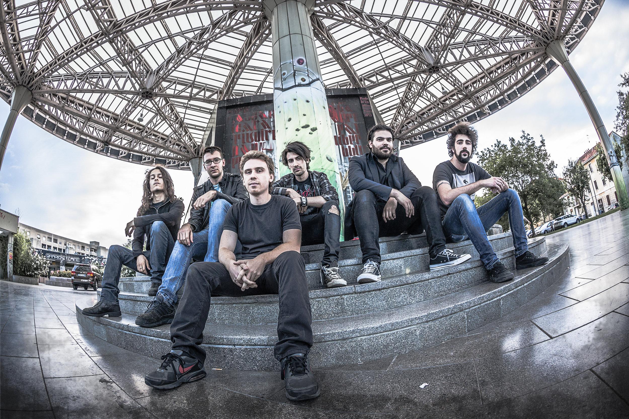 Copy of Servizio fotografico per band di Milano