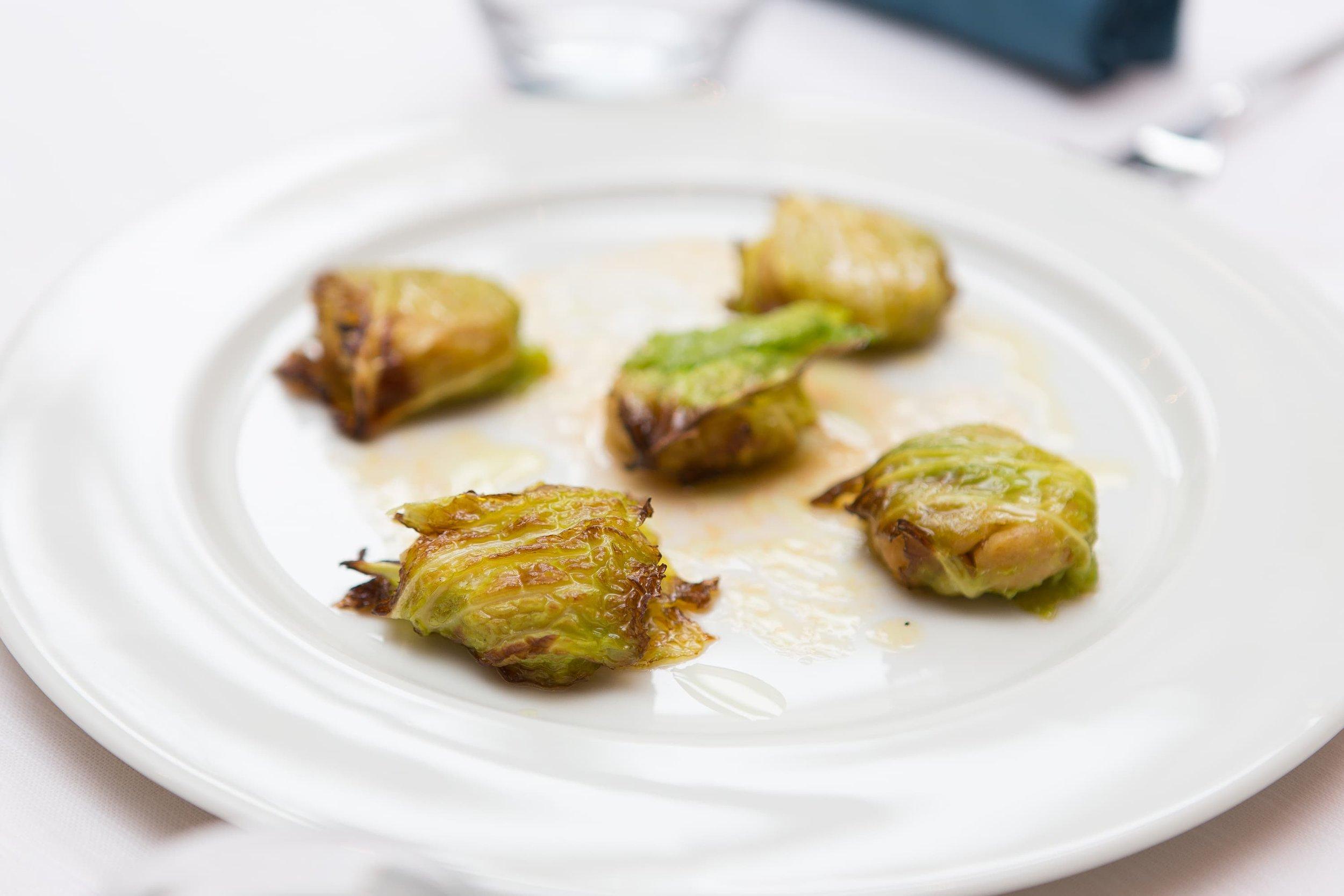 Foto food cavolo fritto