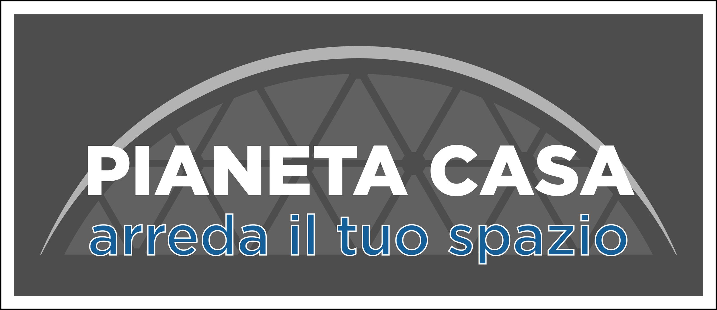 Logo design pianeta casa lu3g