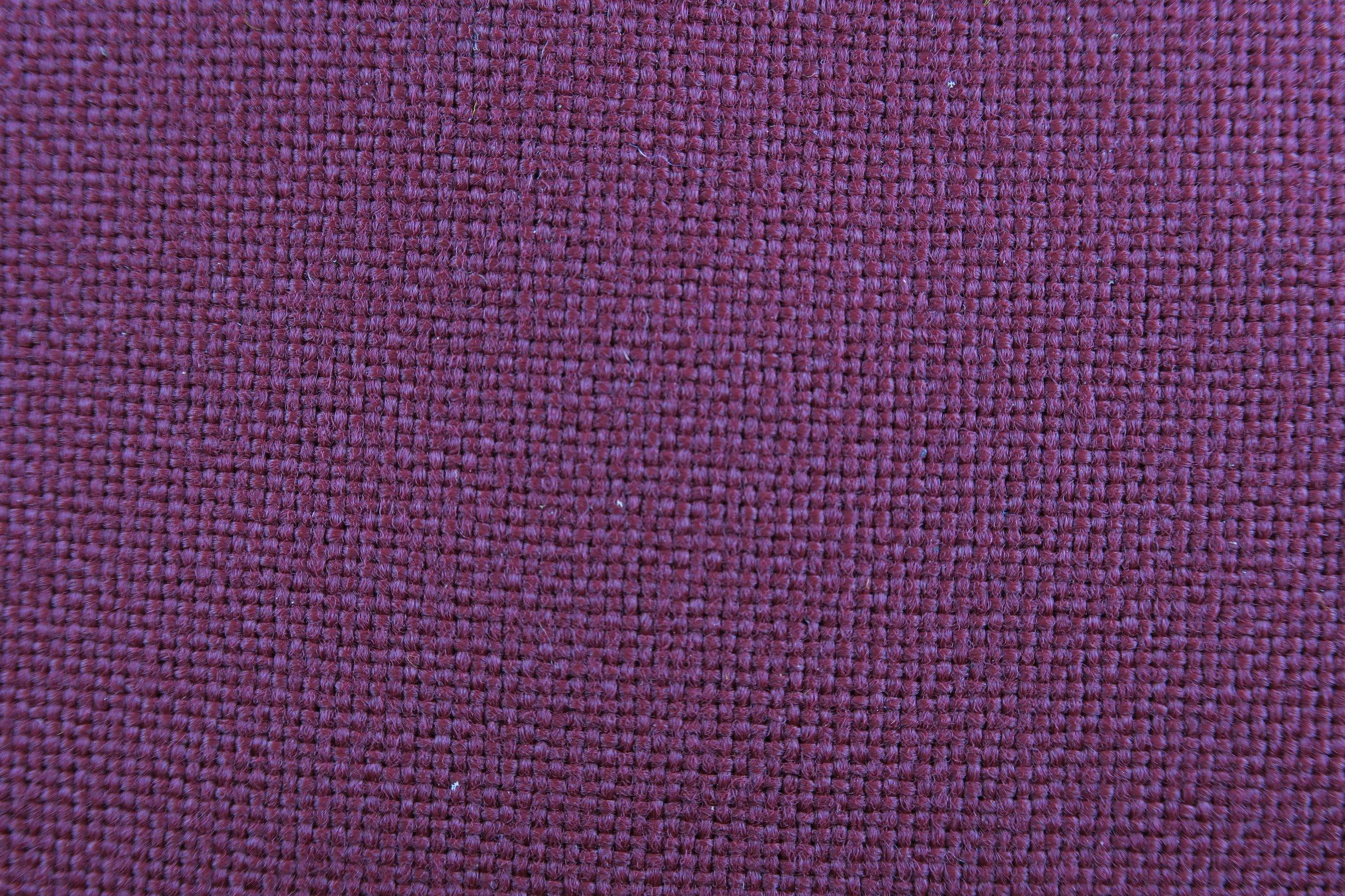 Foto macro tessuto viola