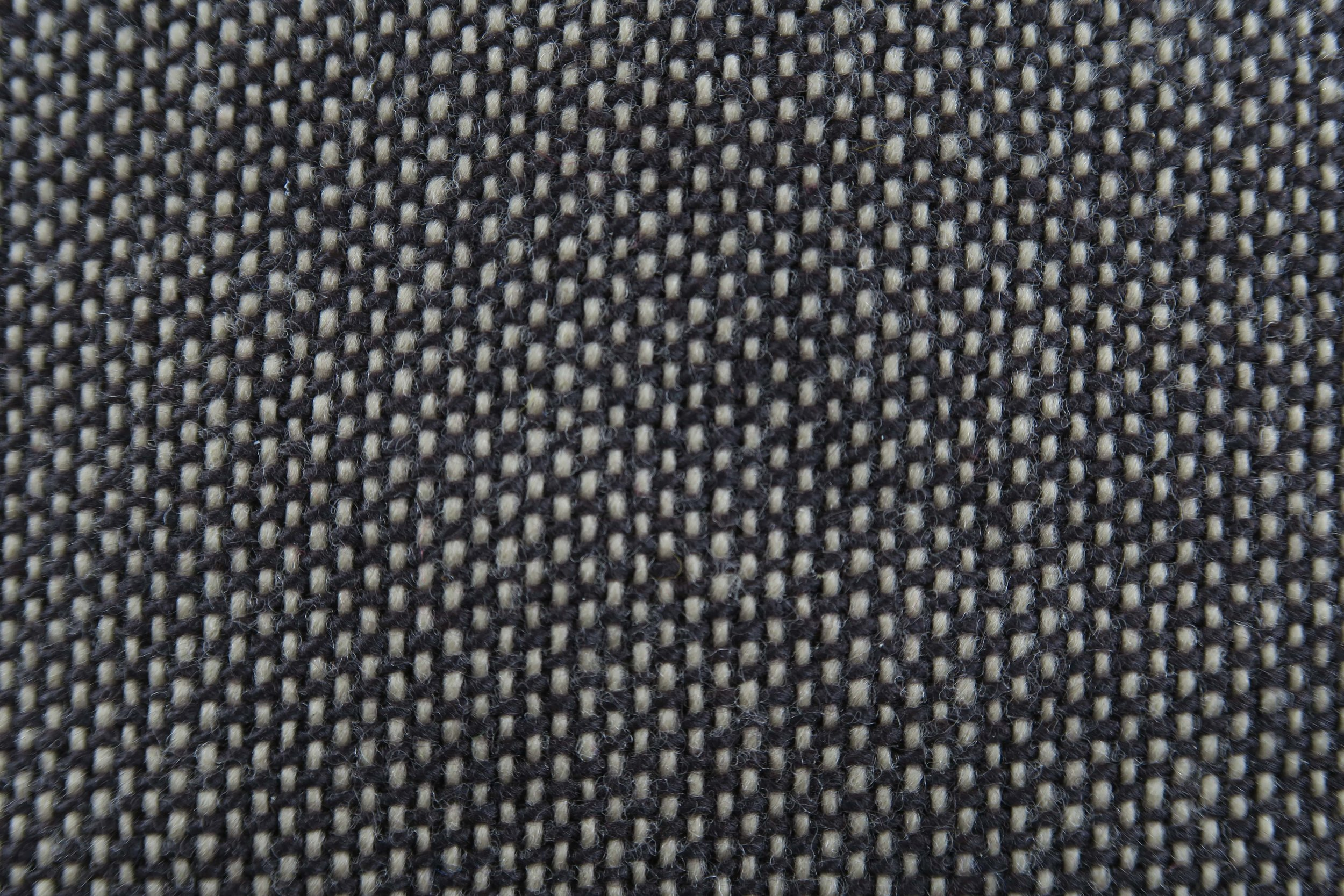 Foto macro tessuto grigio scuro