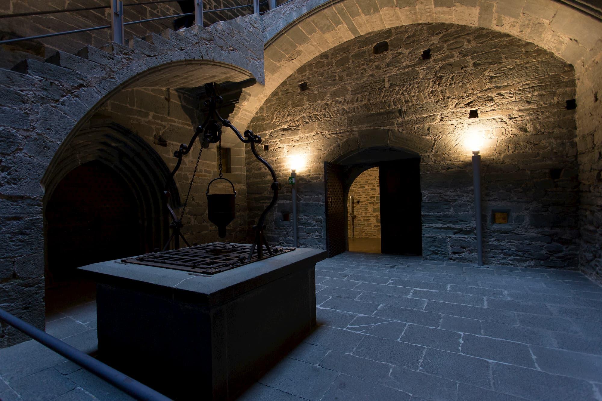 foto di castelli verres fotografia medioevo
