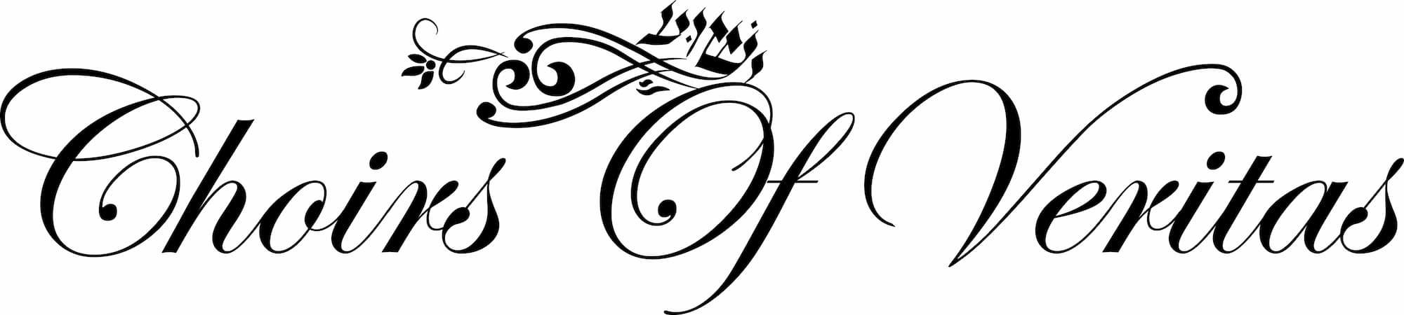 Logo design Choirs Of Veritas