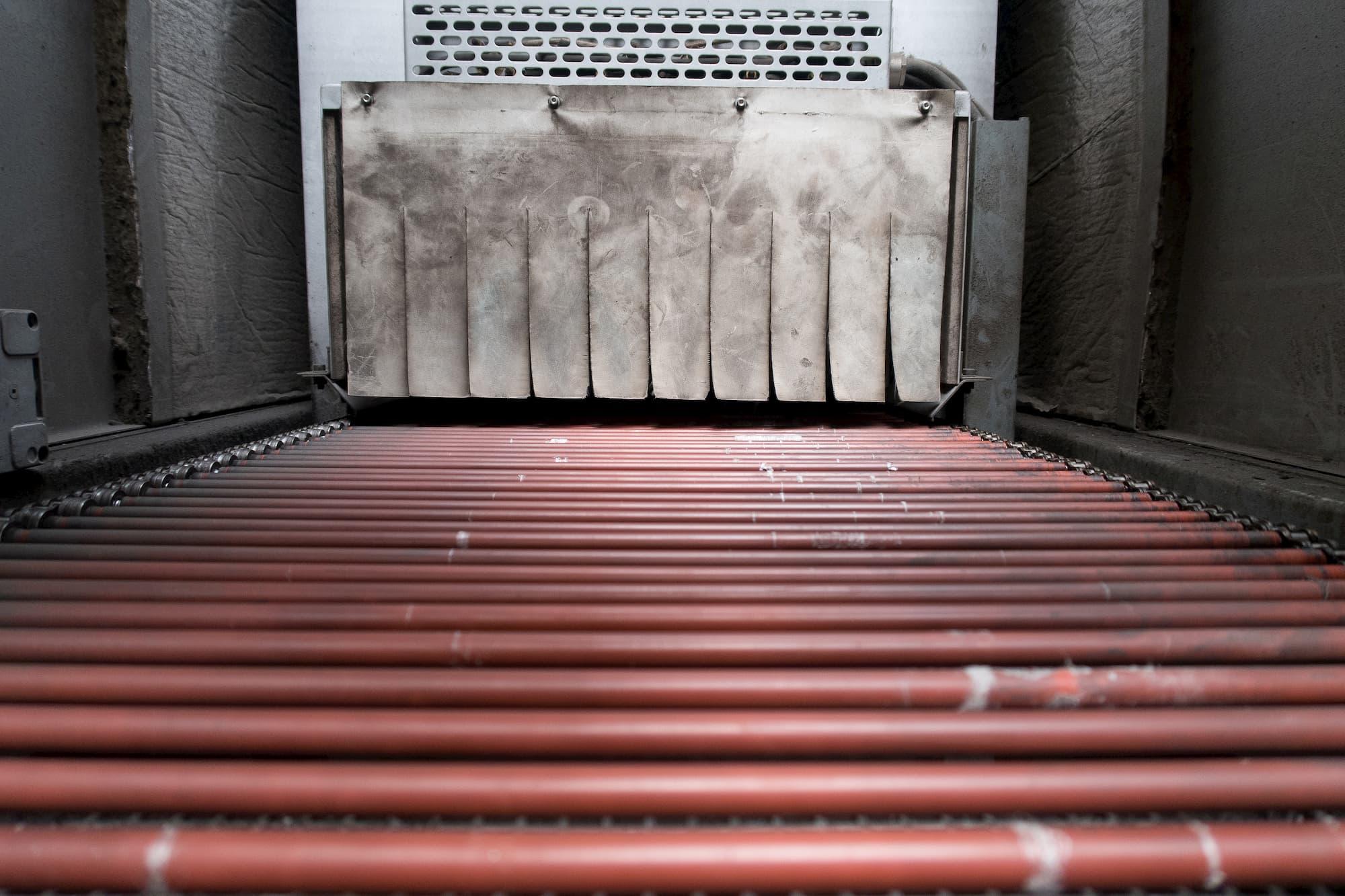 Fotografie industriali
