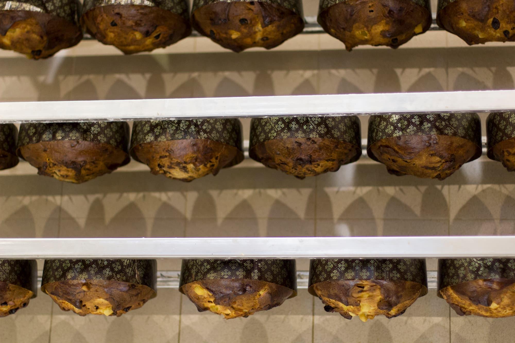 Foto industriale: food pasticceria
