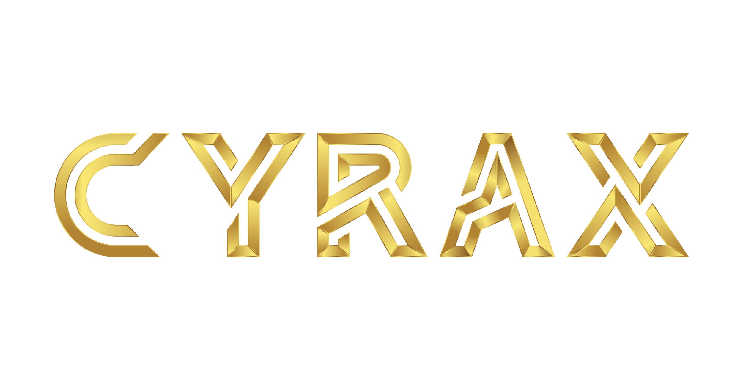 Proposta logo design Cyrax