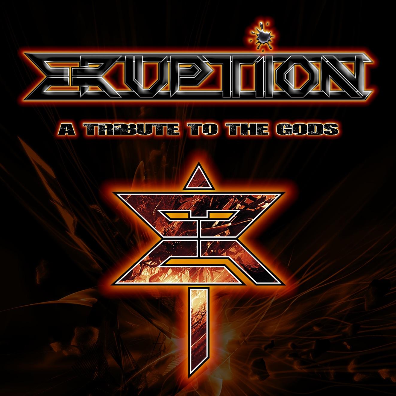 Logo design Eruption