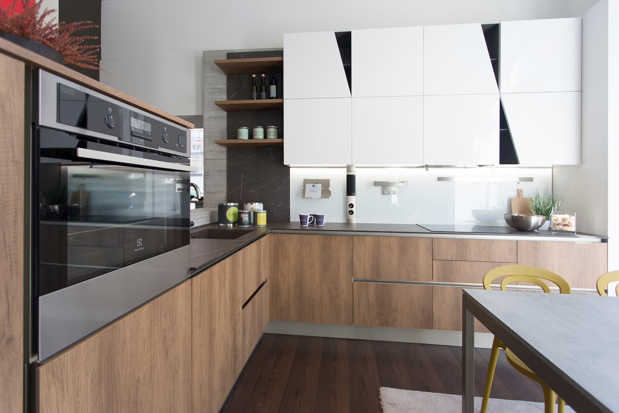 foto di cucine industriale interni