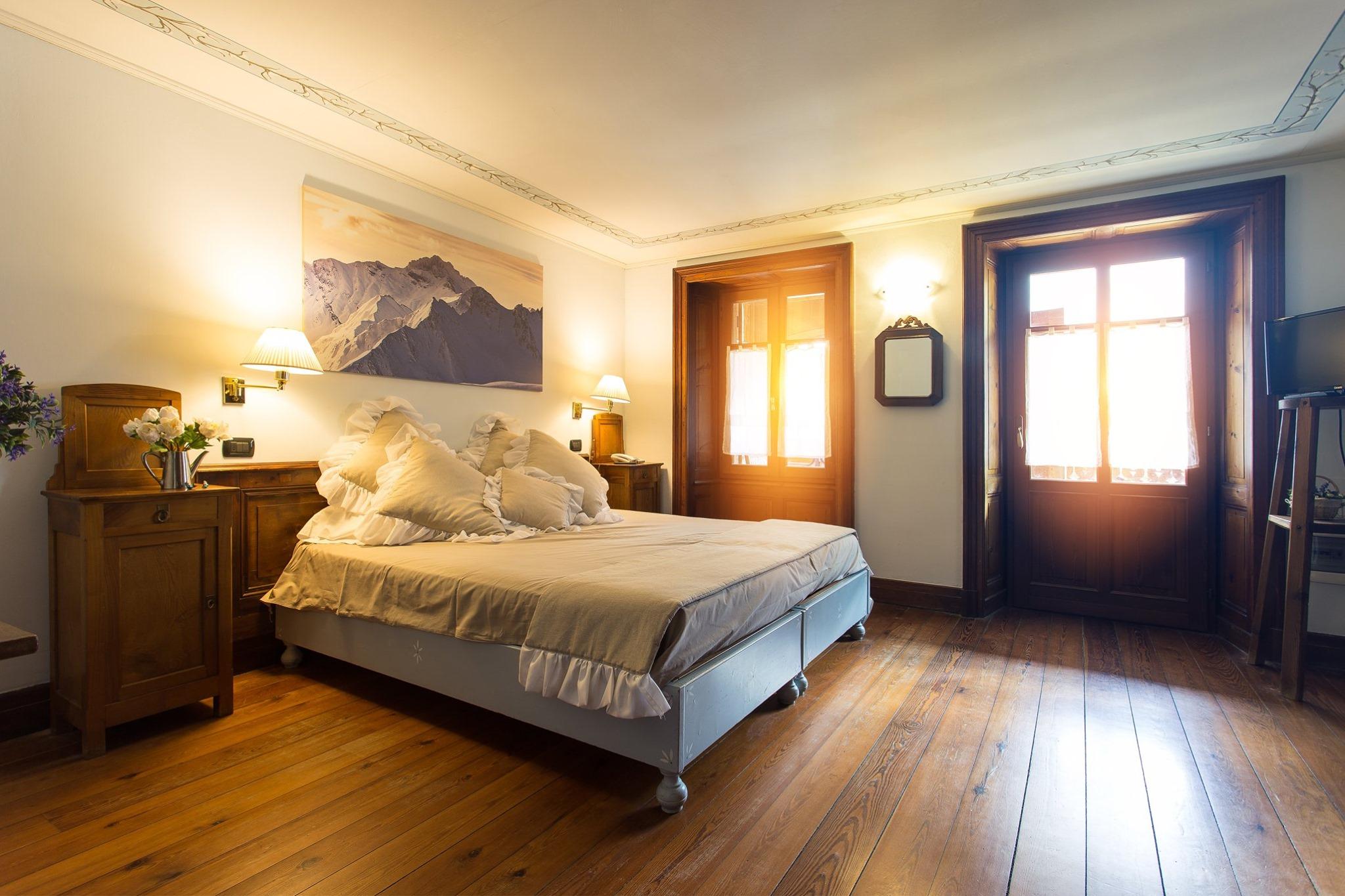 Foto di interni per albergo