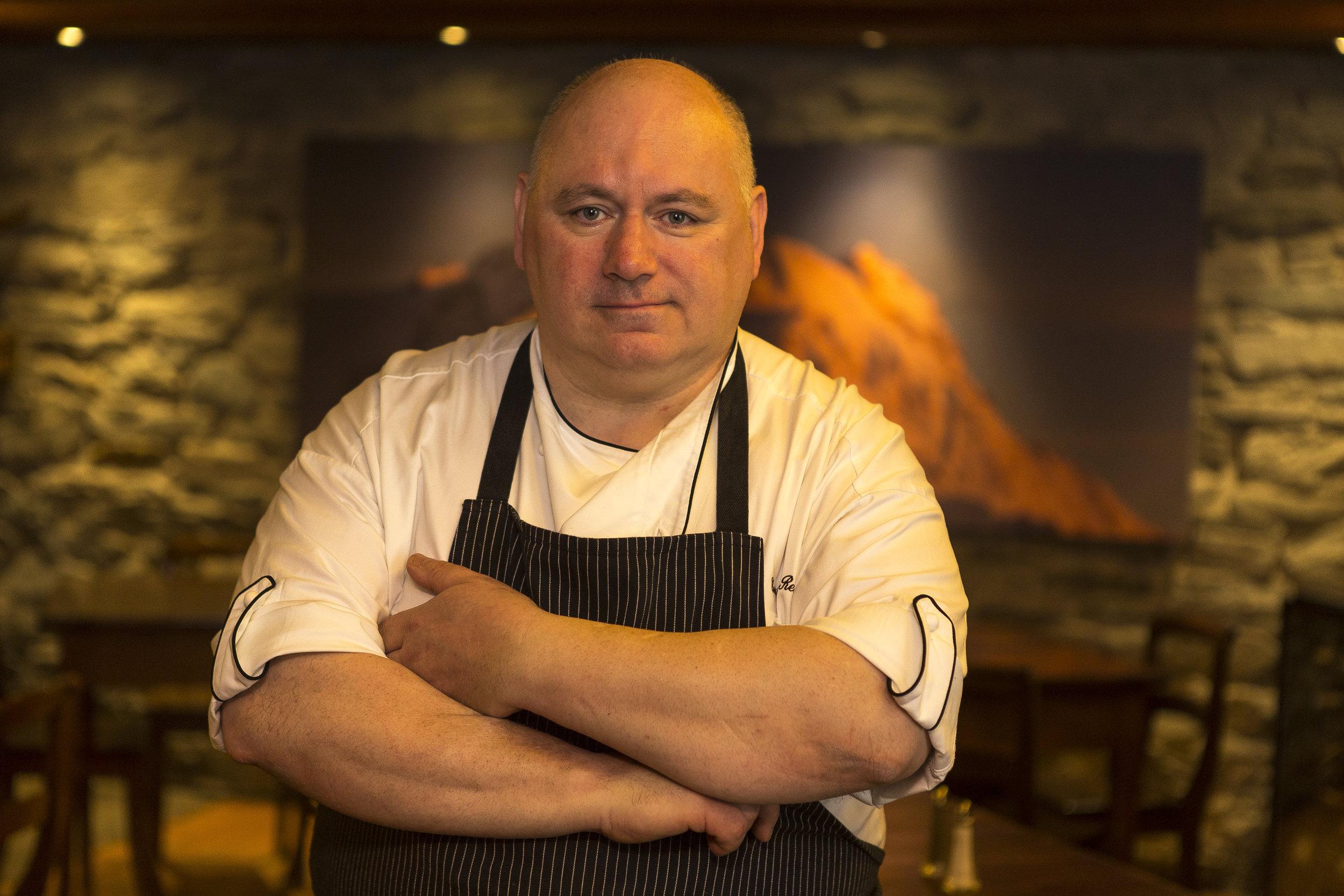 Ritratto dello chef