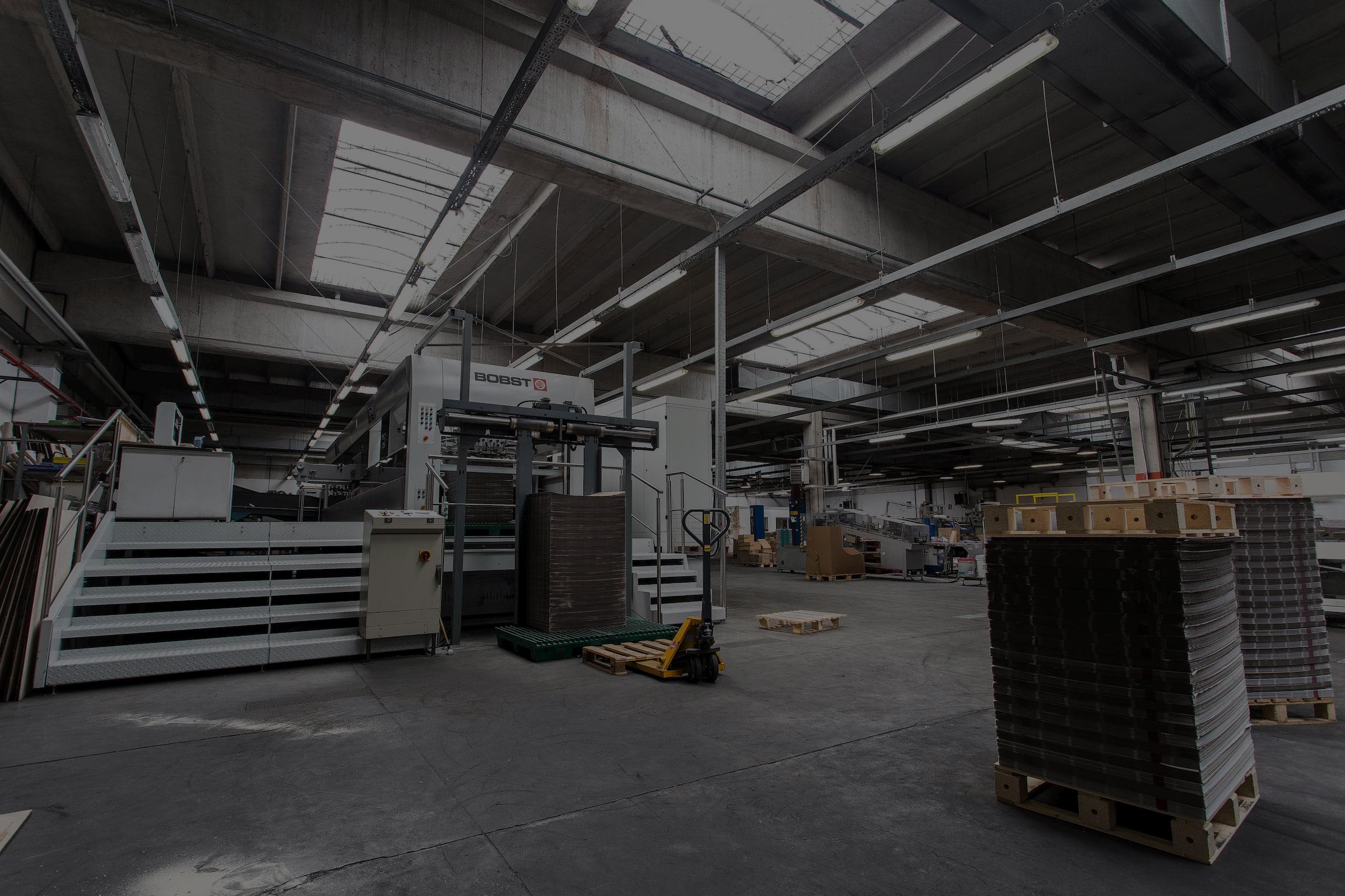 Foto industriale -