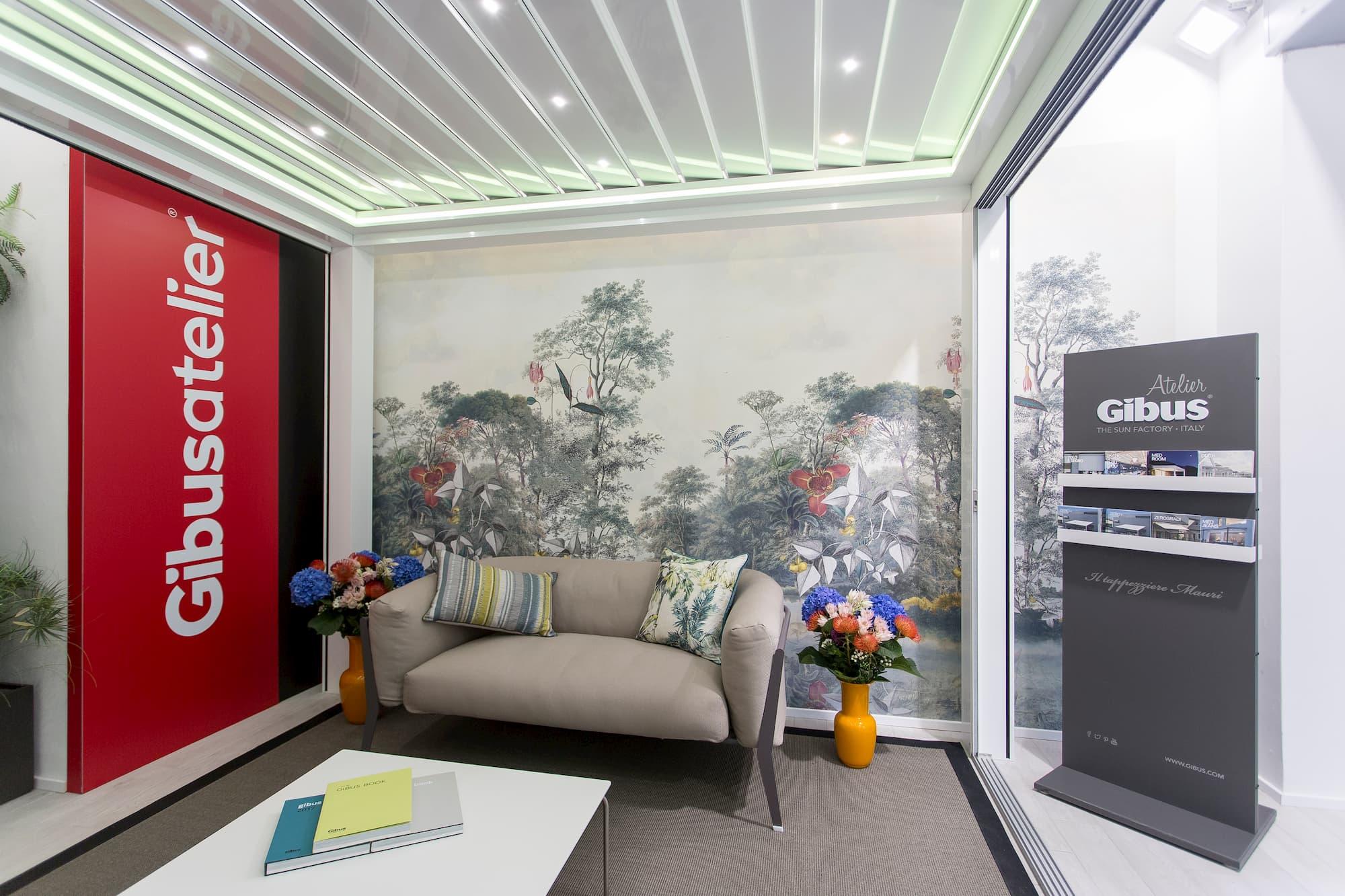 Foto di interni per Atelier Gibus Milano