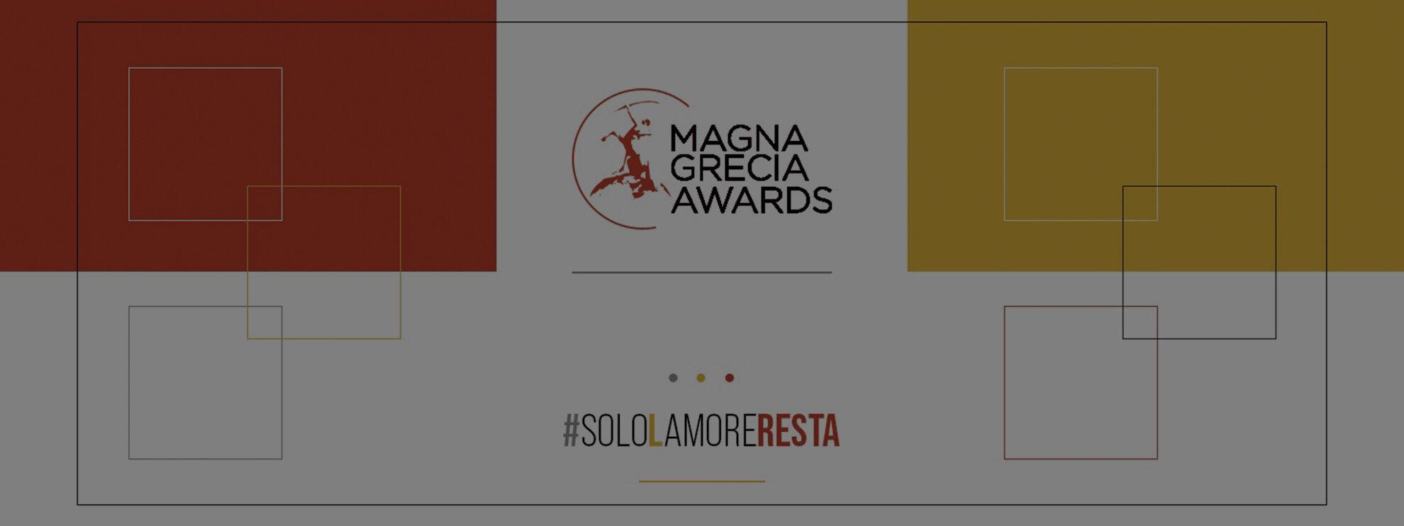 Magna Grecia Awards - Progettazione immagine coordinata