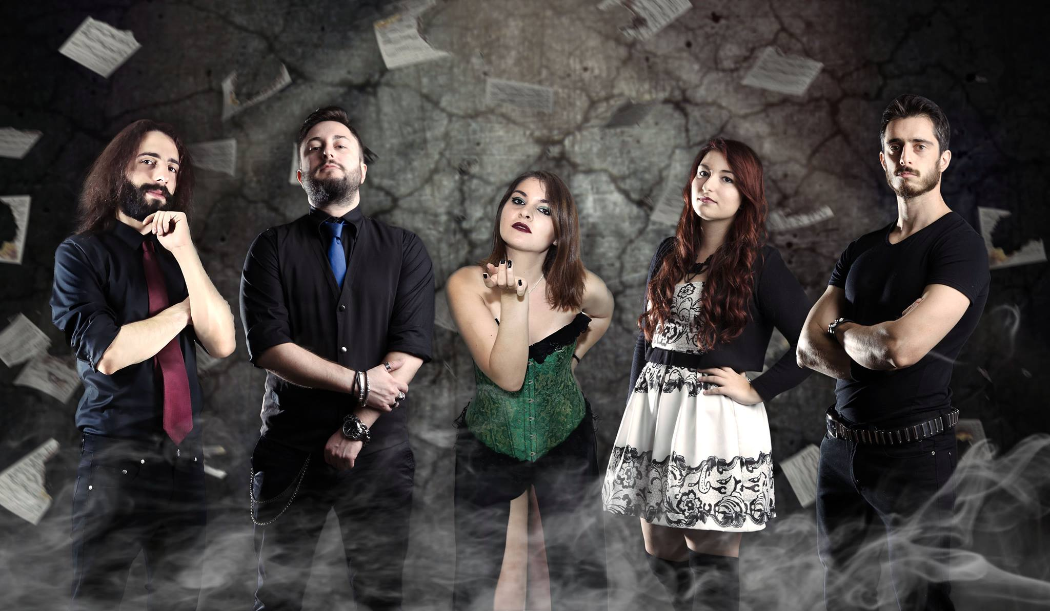 cover facebook band metal foto milano