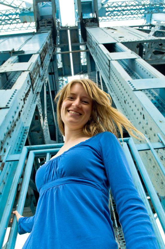 Author Deborah Willis