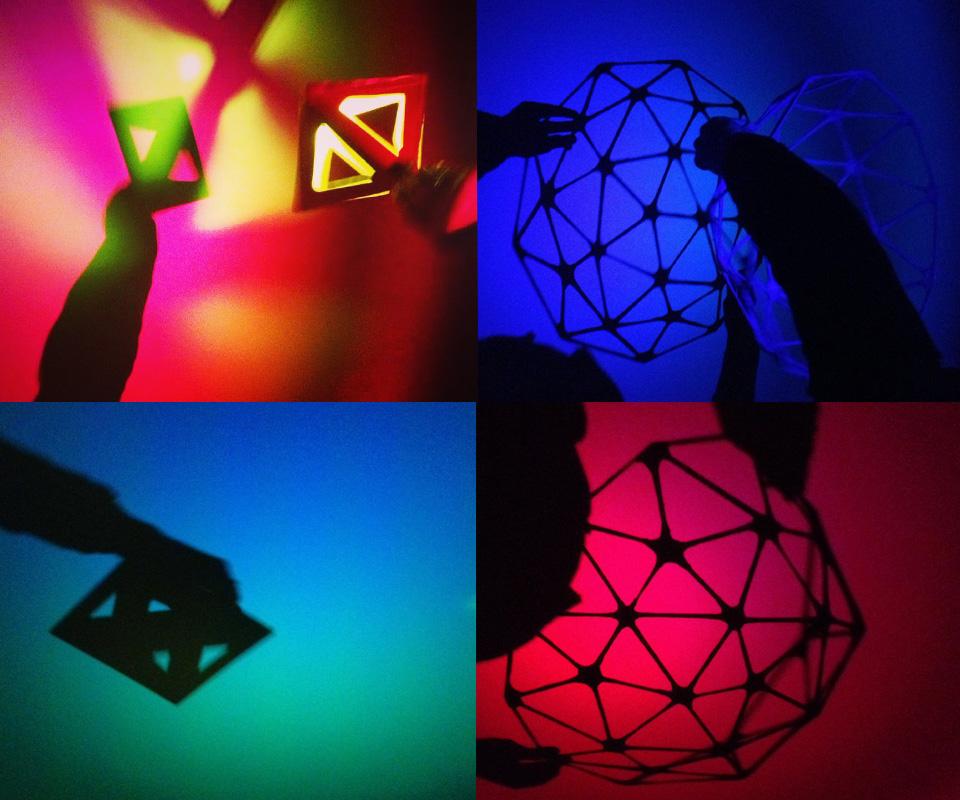 Estudios cromáticos y geometría