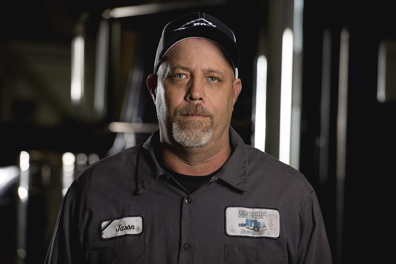 Jason Feyrer   Senior Technician