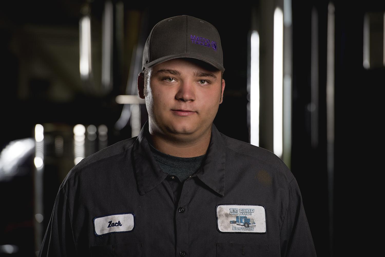 Zach Feyrer   Technician
