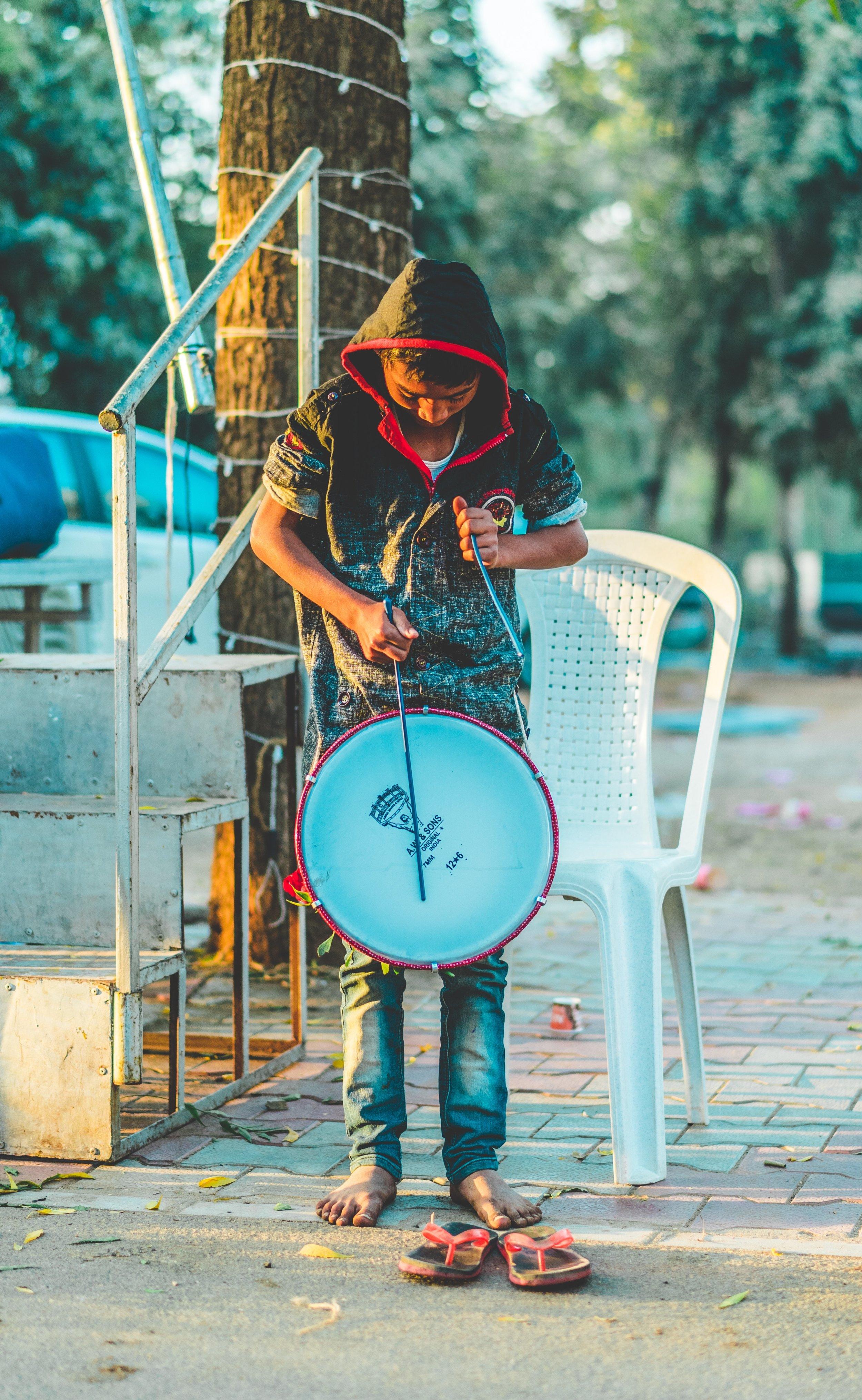 Want to find your rhythm?  Photo by  Ashwini Chaudhary  on  Unsplash