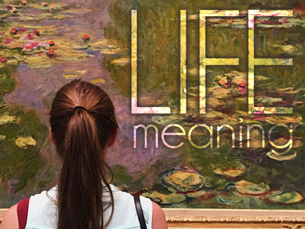 CURRENT SERIES - Life Meaning