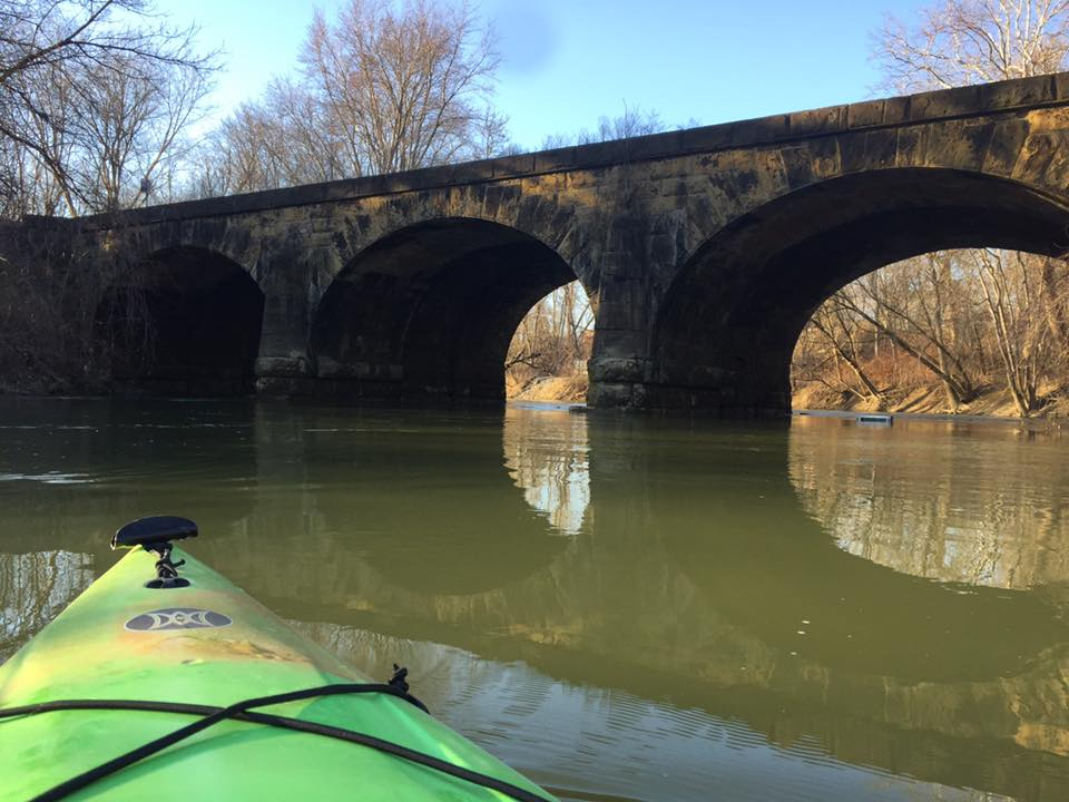 Copy of Kayak Stillwater Creek