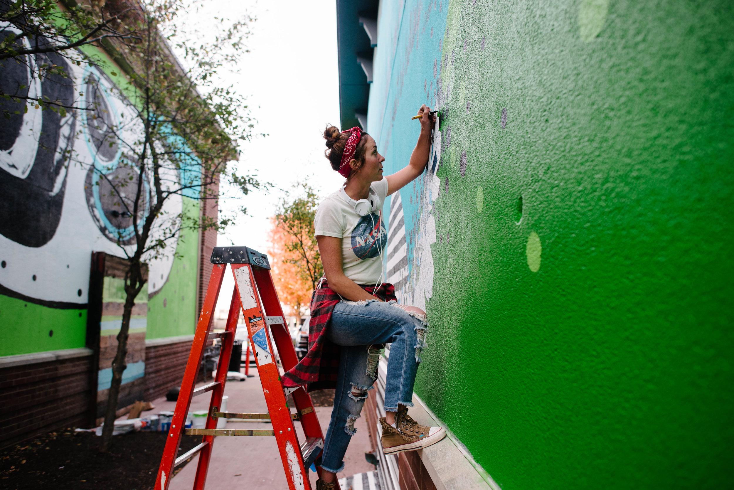 Kelsey Lampe. ART    www.kelseylampe.com