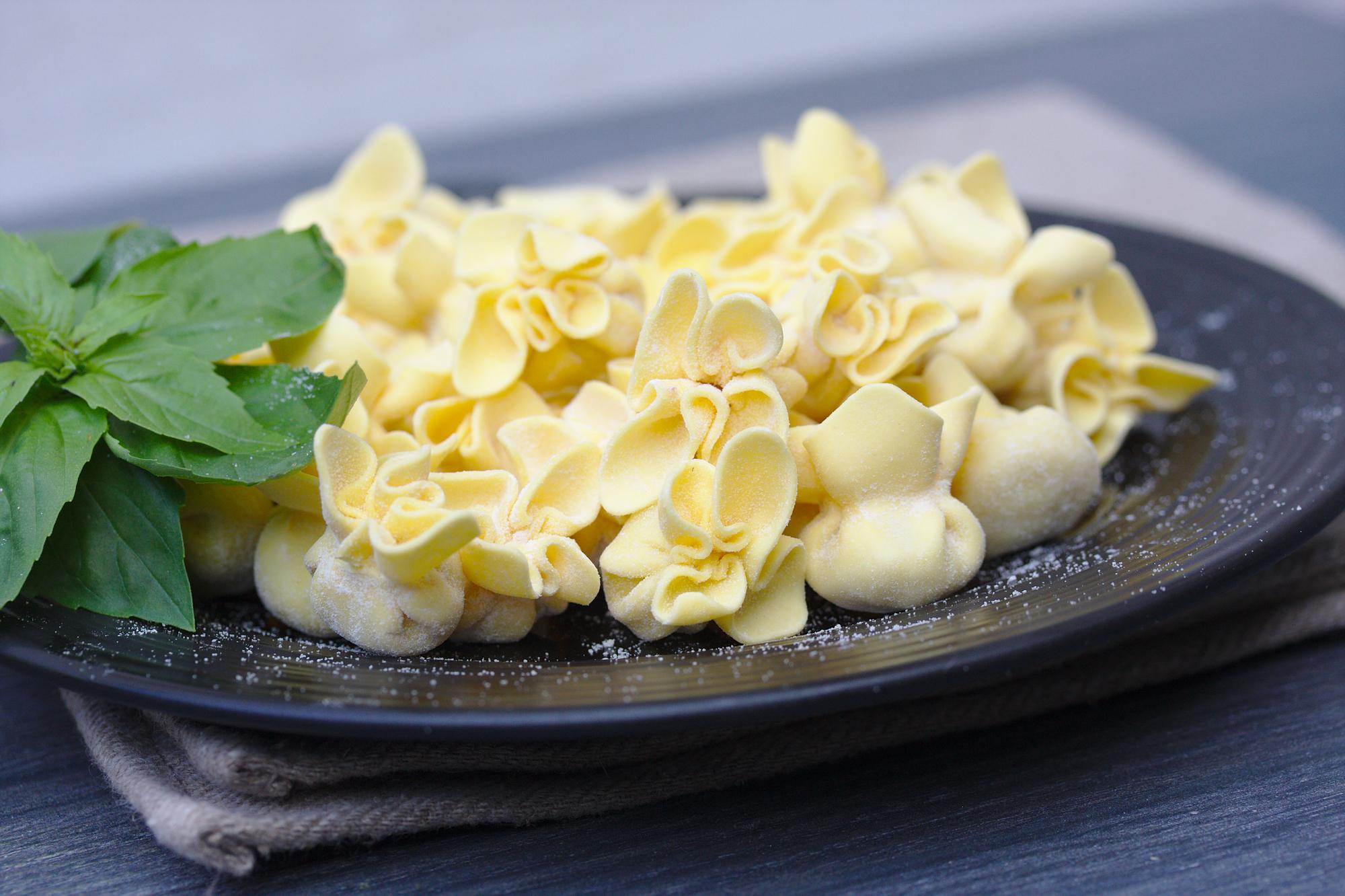 Fagotinis au fromage