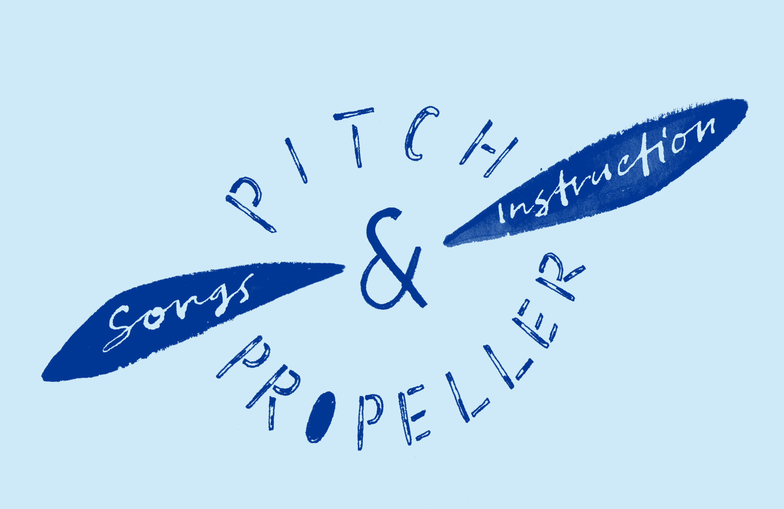 Pitch and Propeller Songs and Instruction Logo