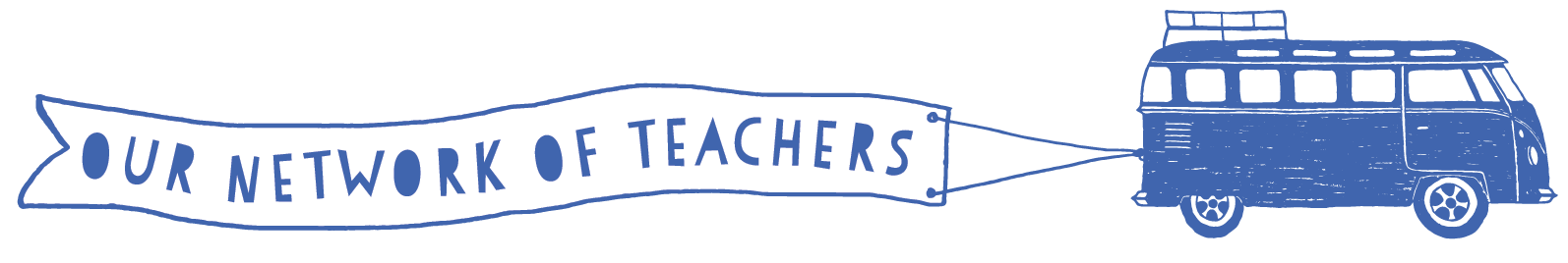 our network of teachers