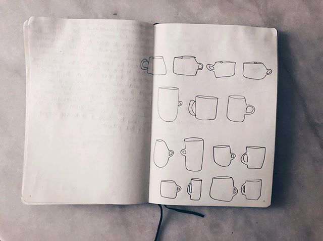 revisiting old journals with new thoughts